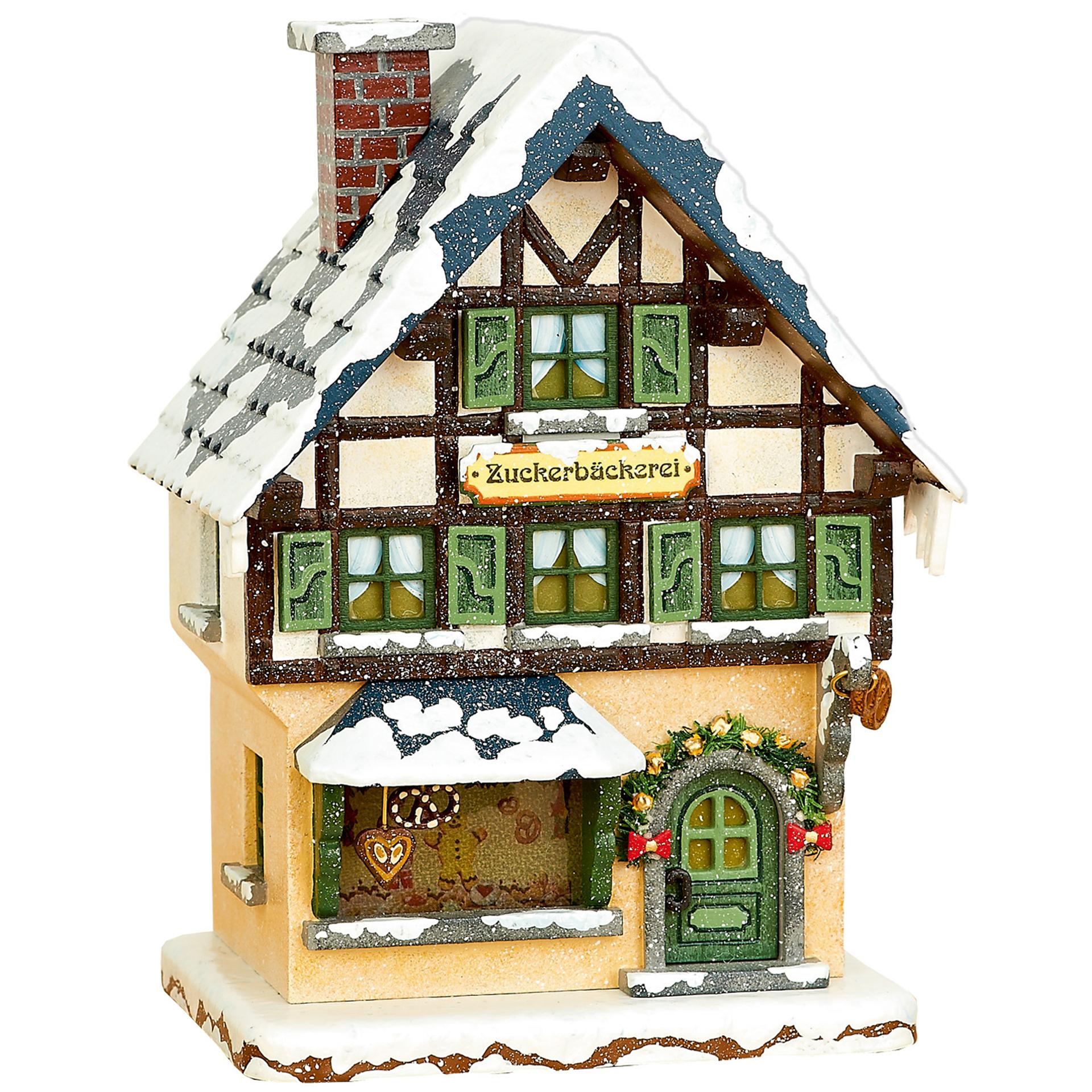 Winterhaus Zuckerbäckerei