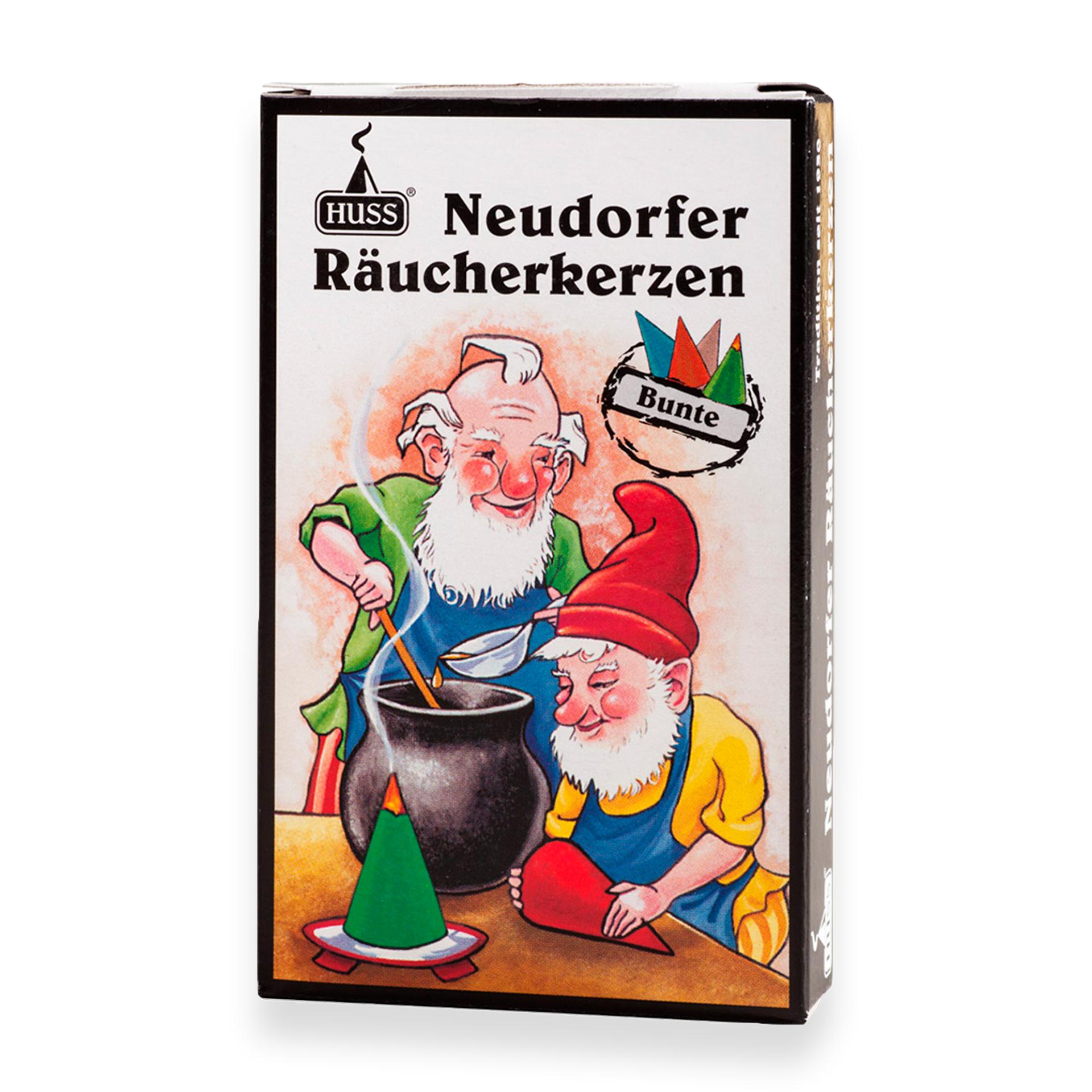 Neudorfer Räucherkerzen Bunte Mischung