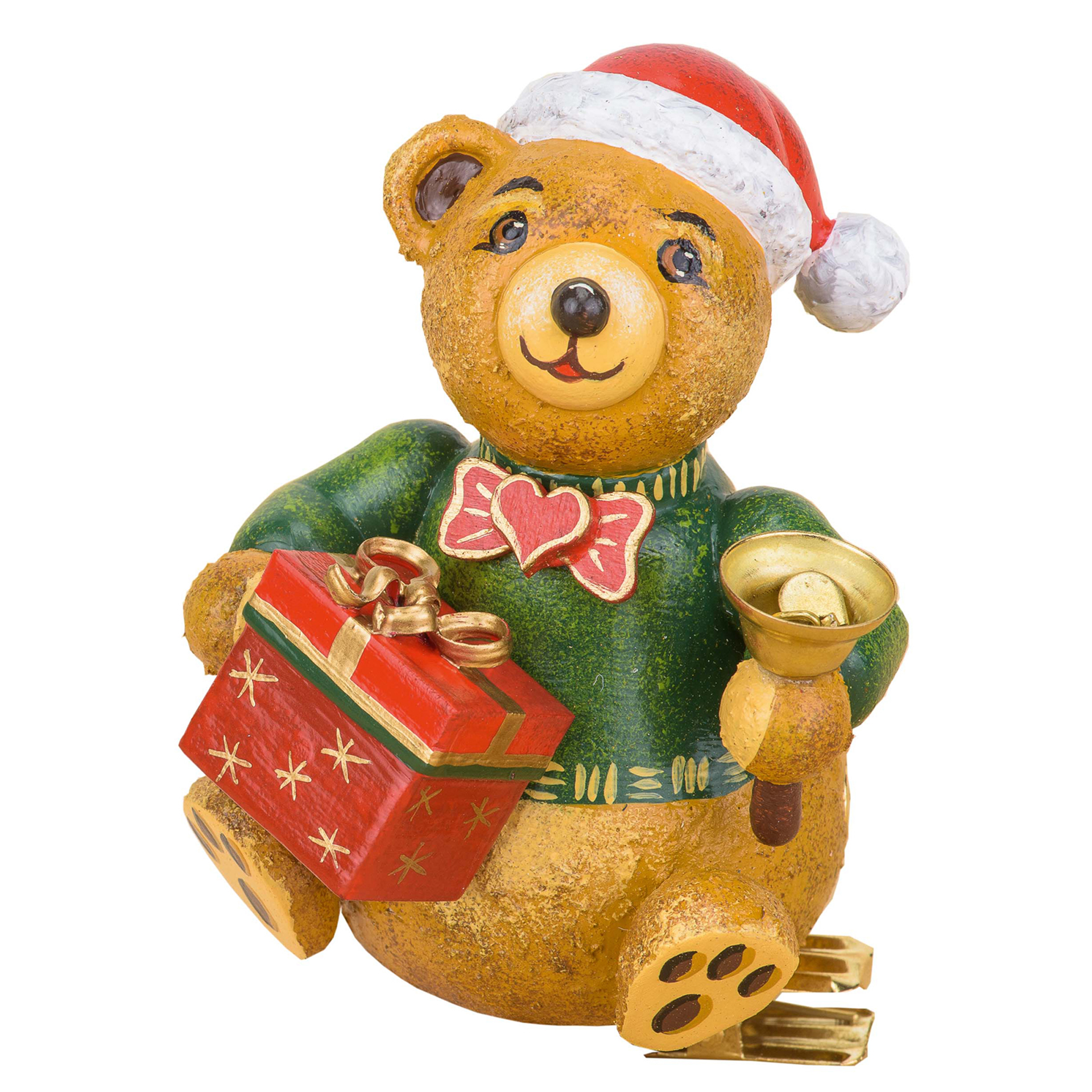 Baumclipser Teddy Weihnachtsbärli