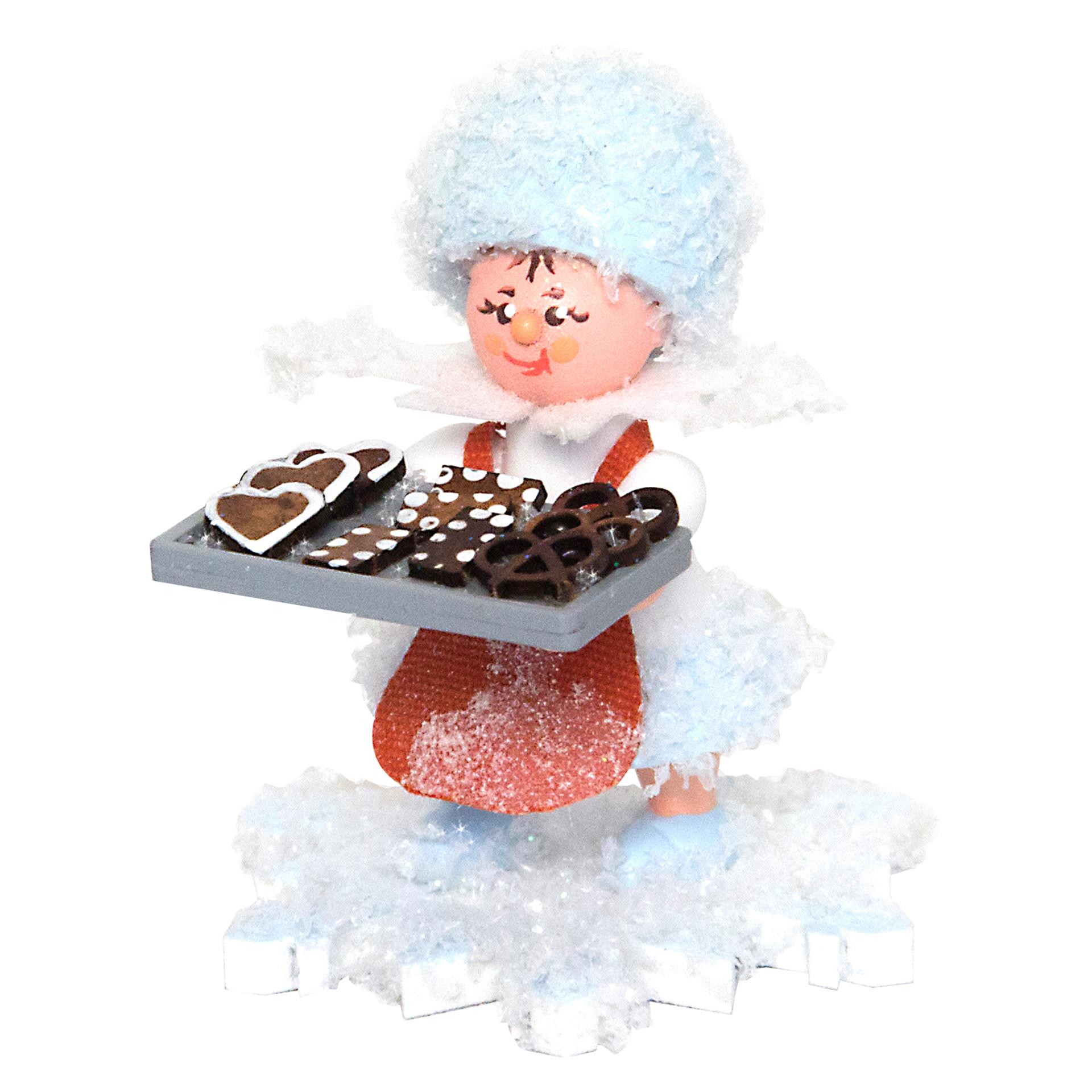 Schneeflöckchen Lebkuchenbäcker