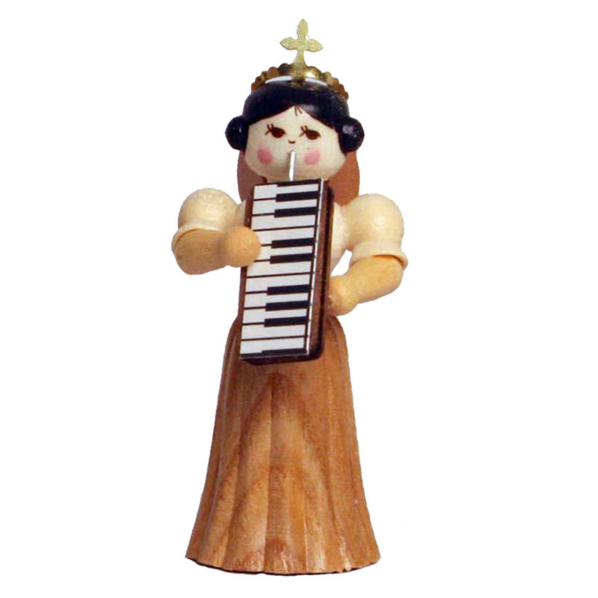 Engel mit Melodika, 5,5cm