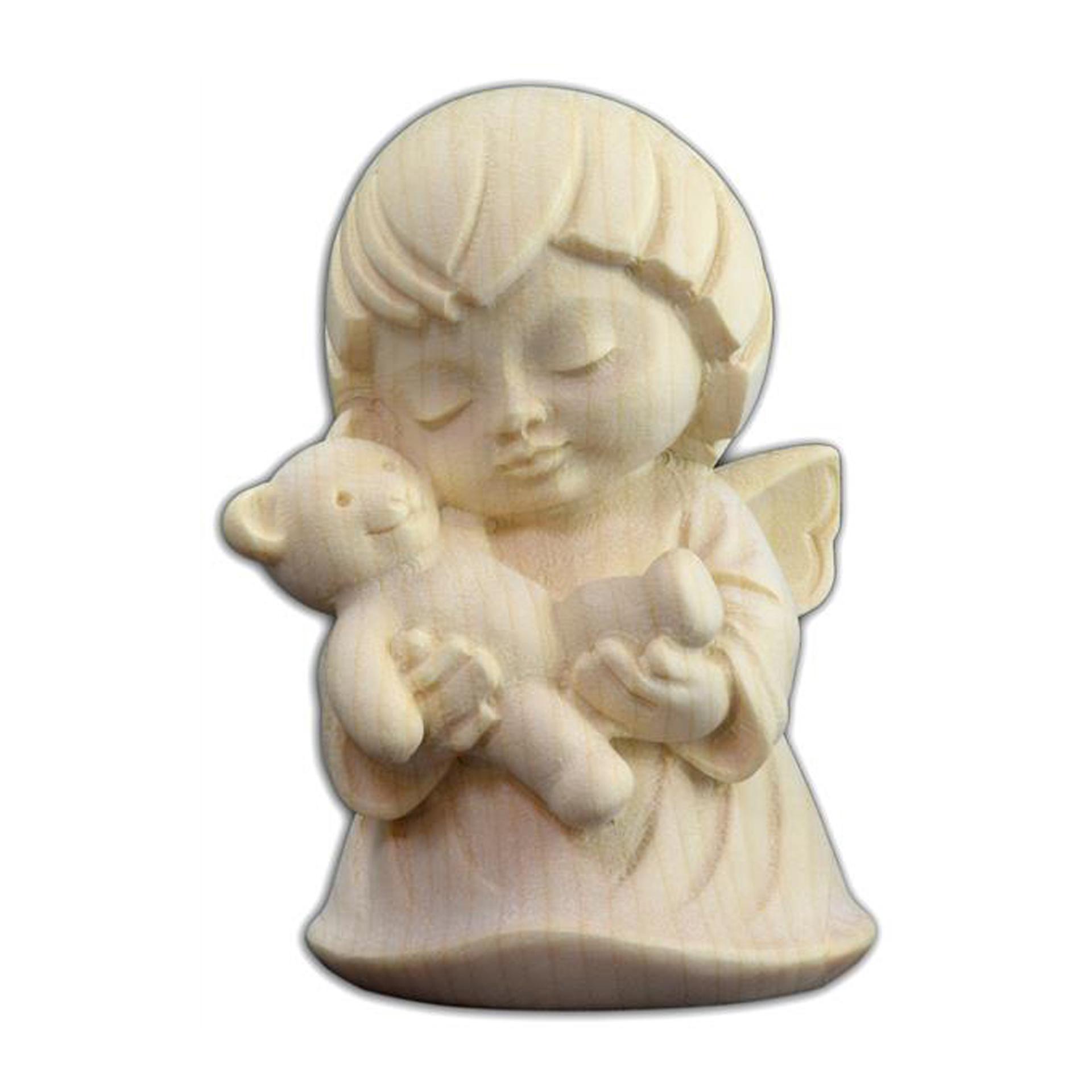 Engel mit Teddy, natur