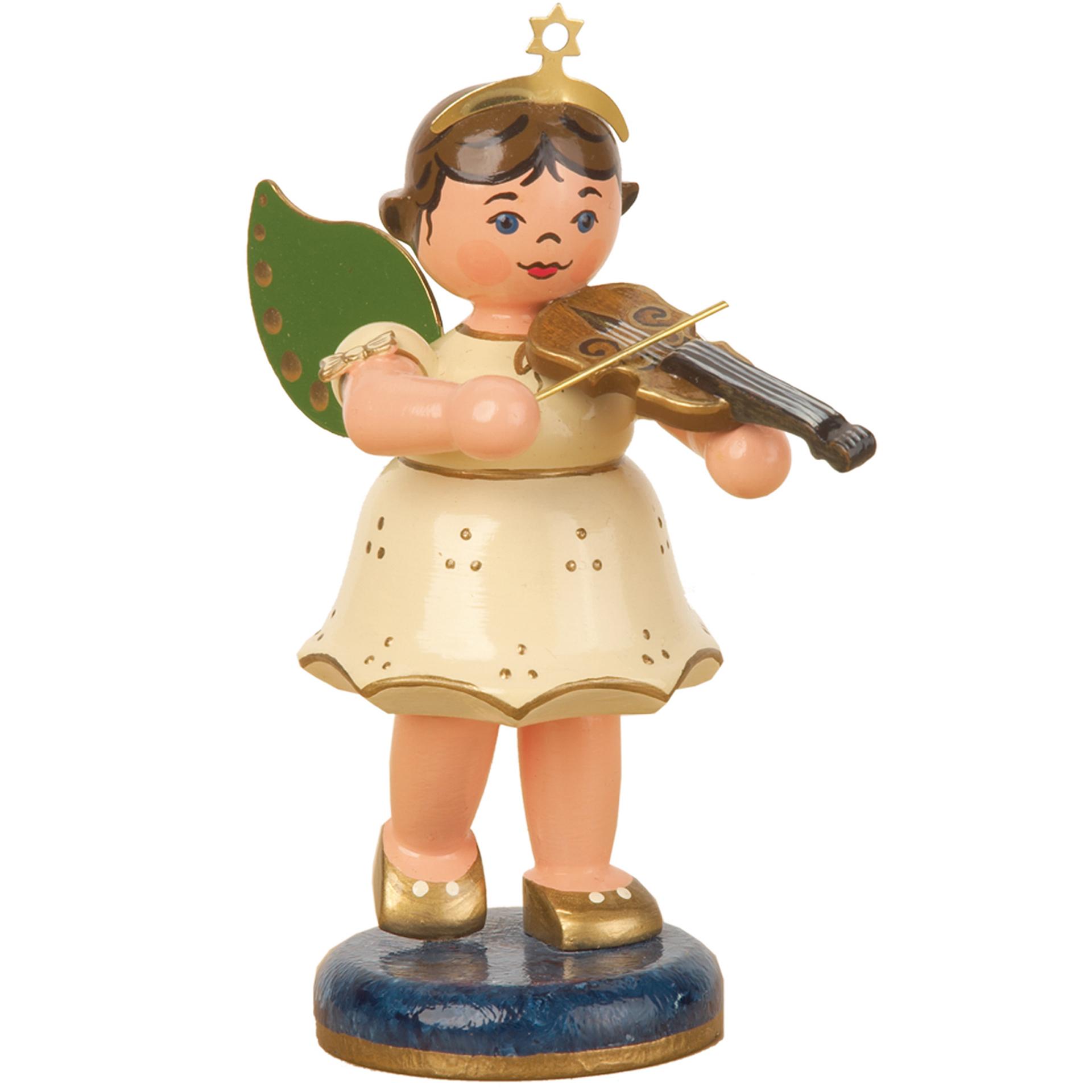 Engel mit Geige, mittel