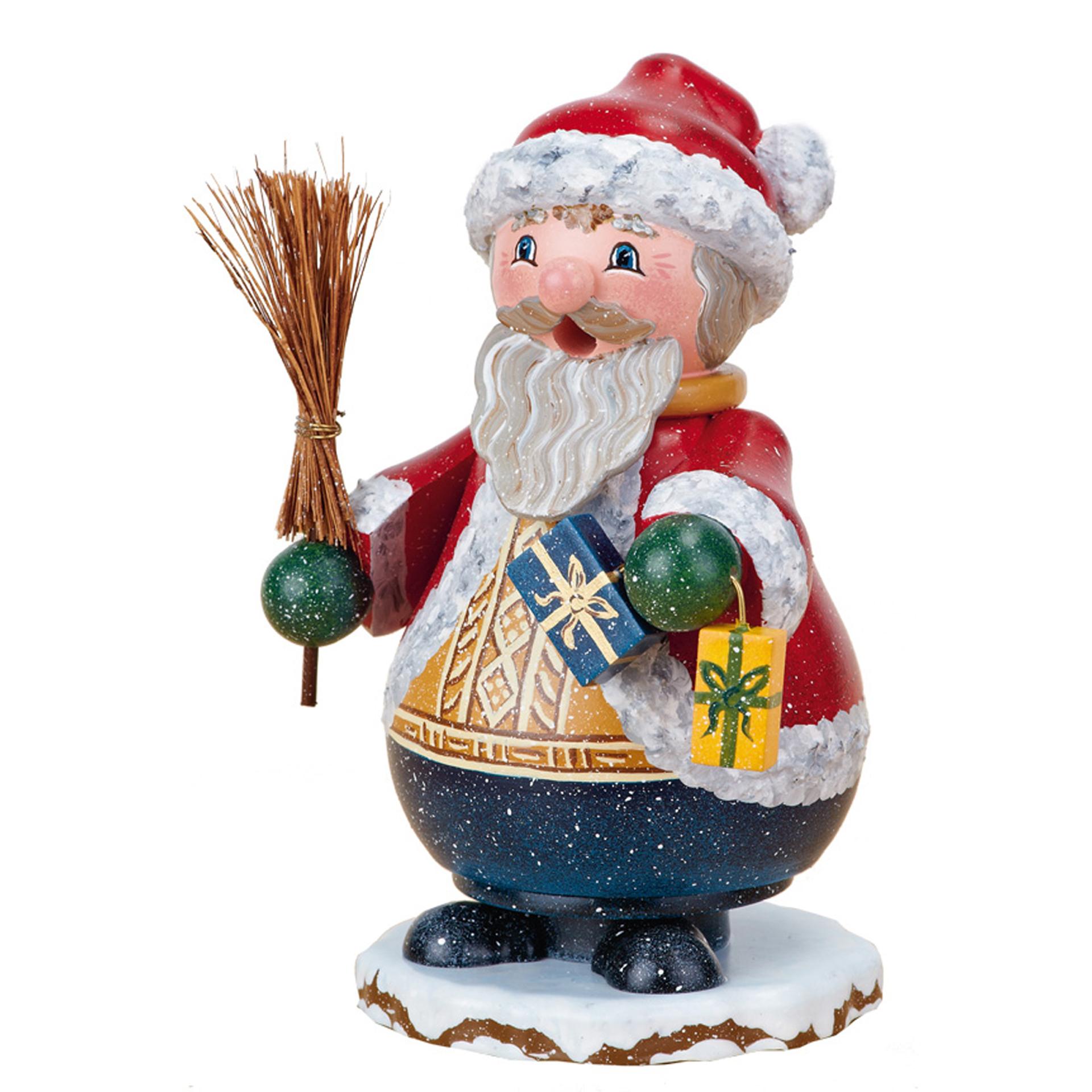 Räucherwichtel Weihnachtsmann Nico