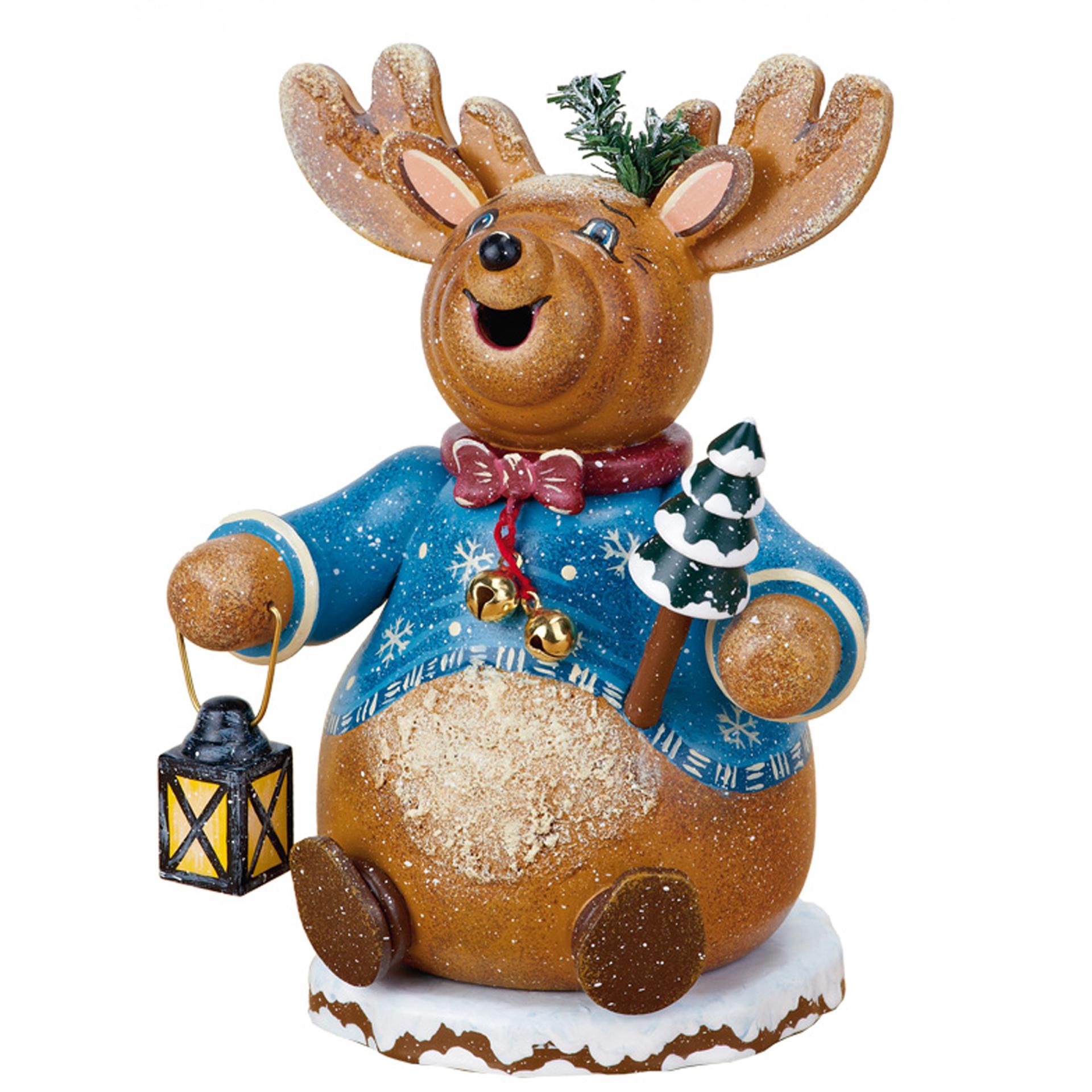 Räucherwichtel Rentier Rudolph