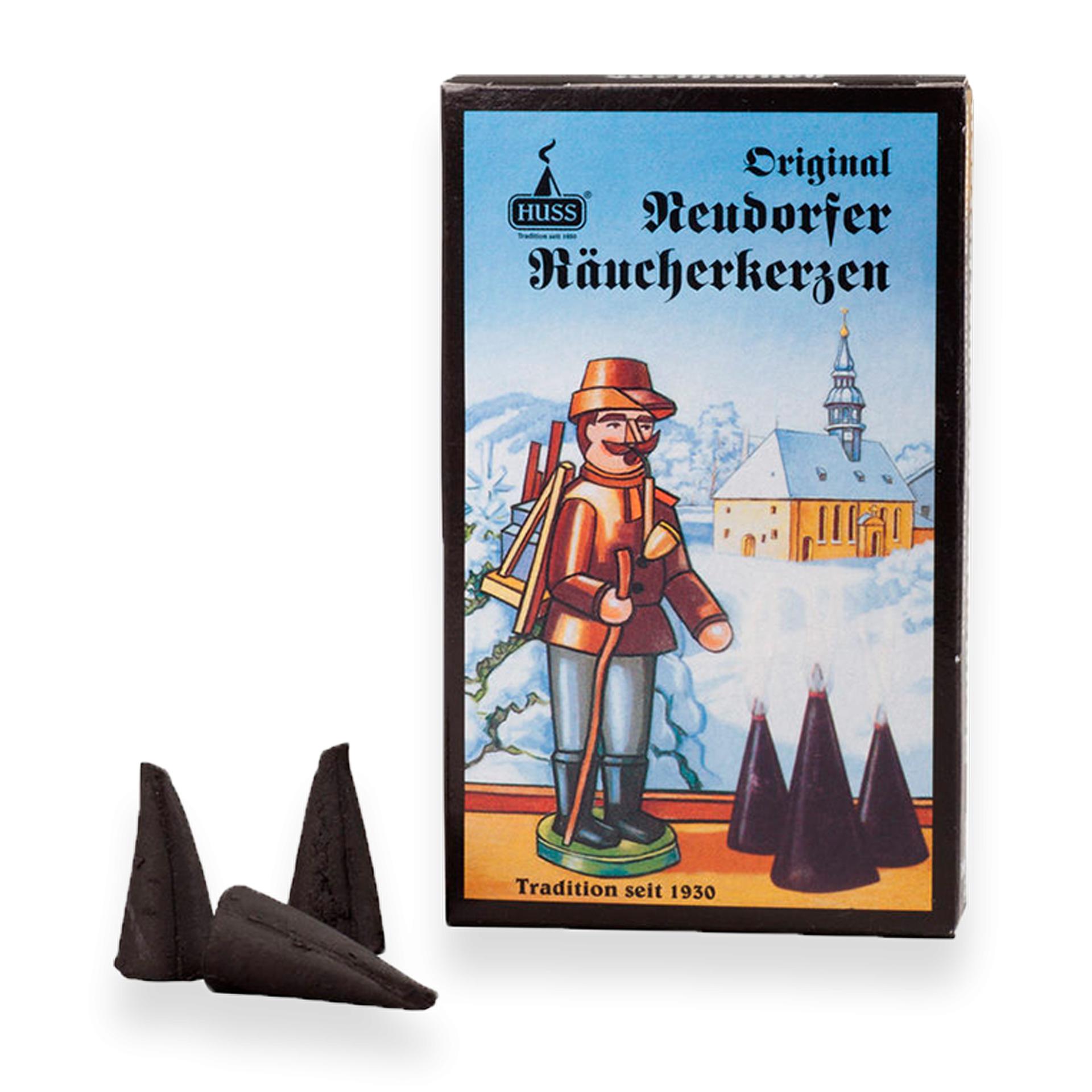 Original Neudorfer Räucherkerzen Weihnachtsduft