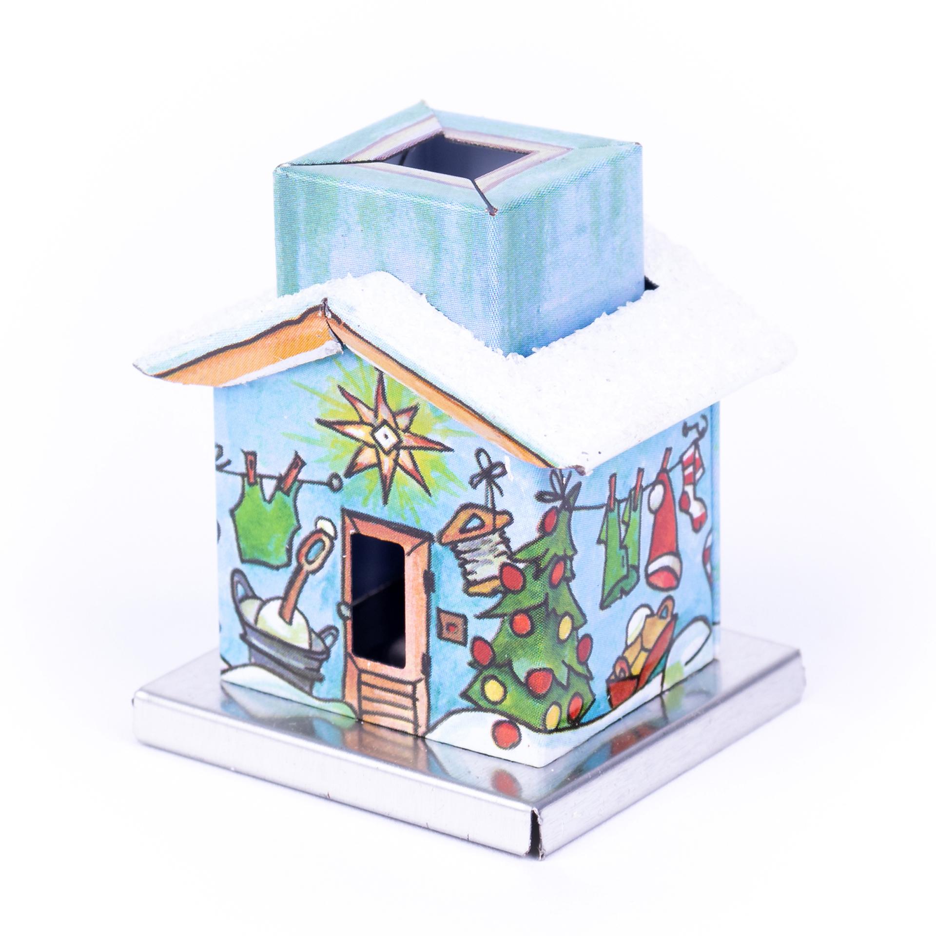 Rauchhaus Metall Mini Waschhaus