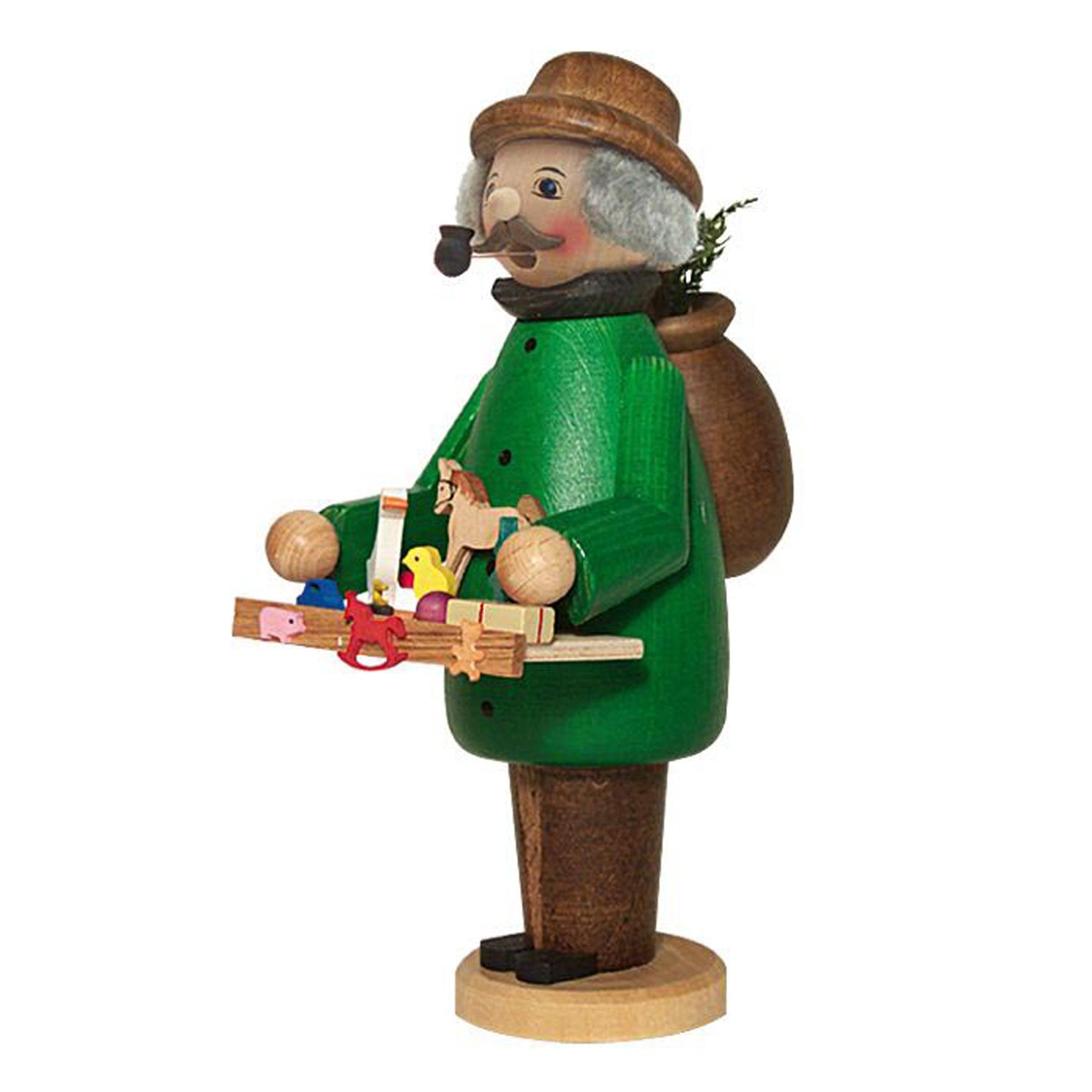 Spielzeughändler, grün