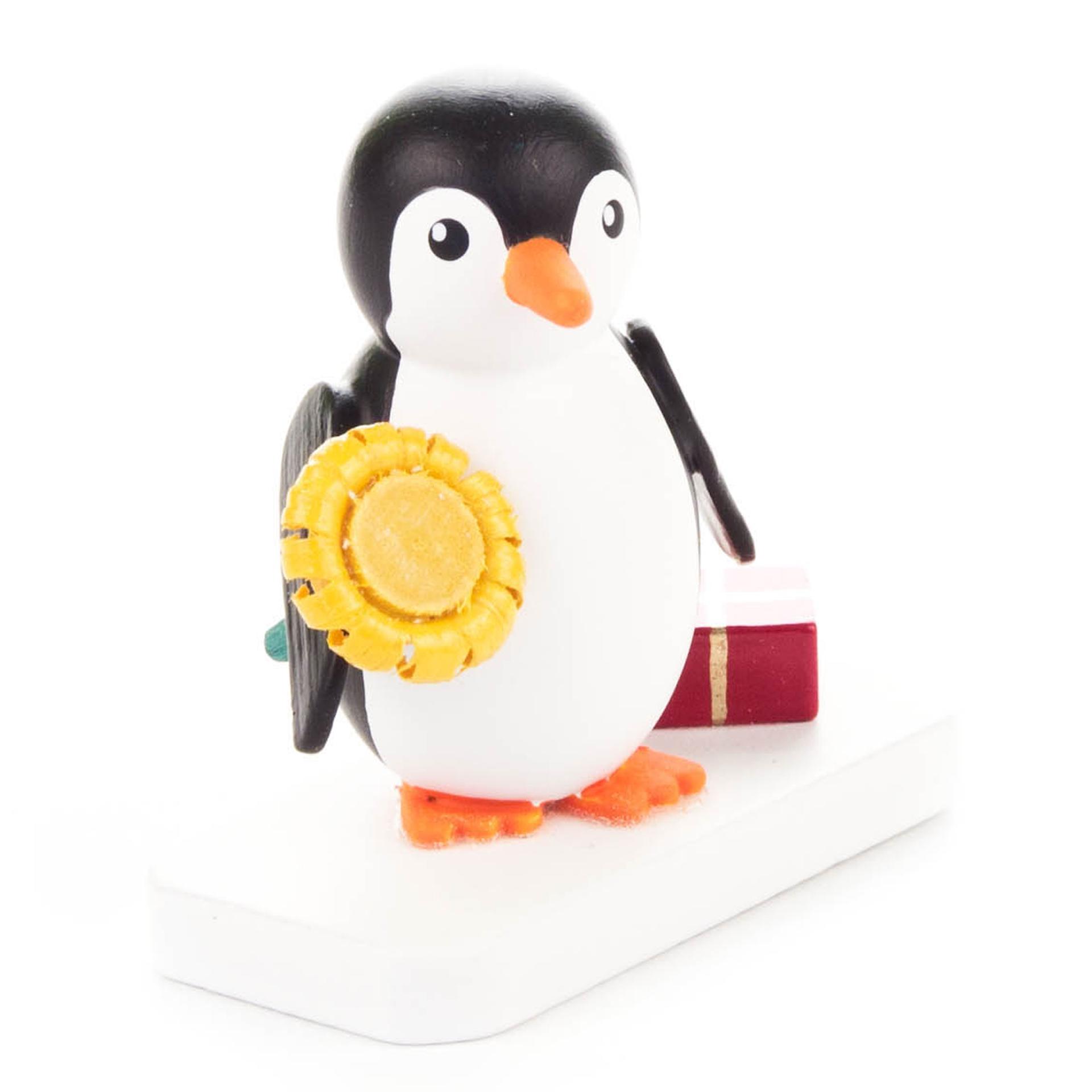 Pinguin Gratulant