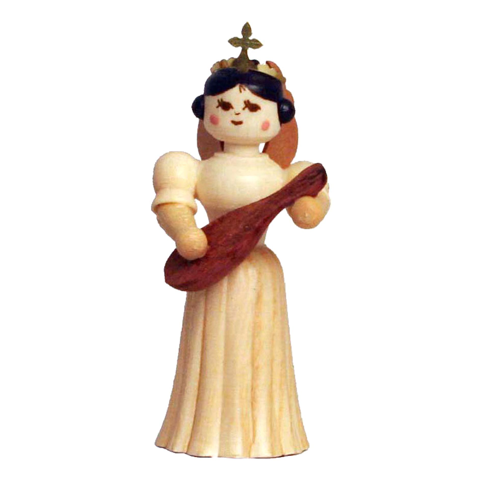 Engel mit Mandoline, 5,5cm