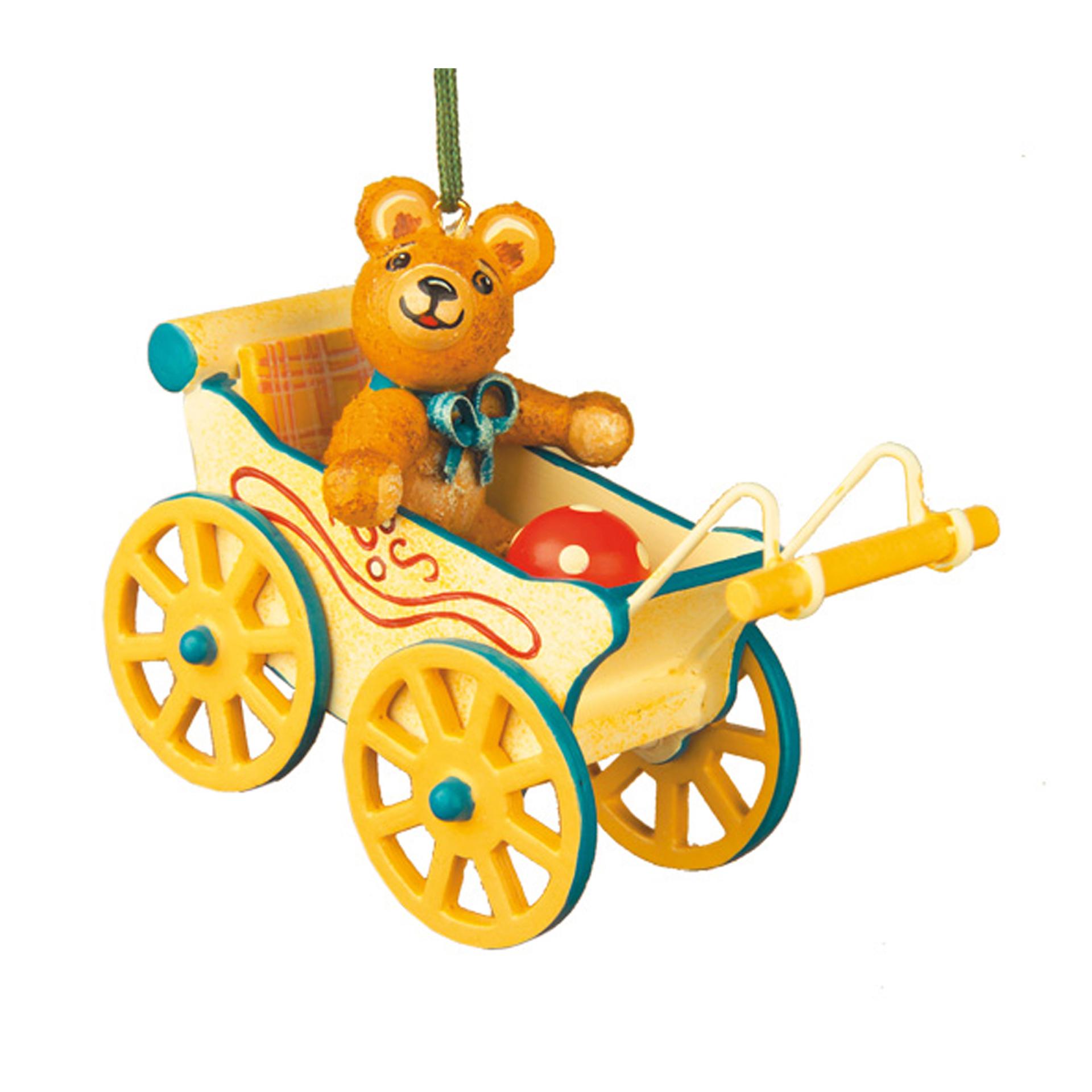 Baumschmuck Teddyfahrt