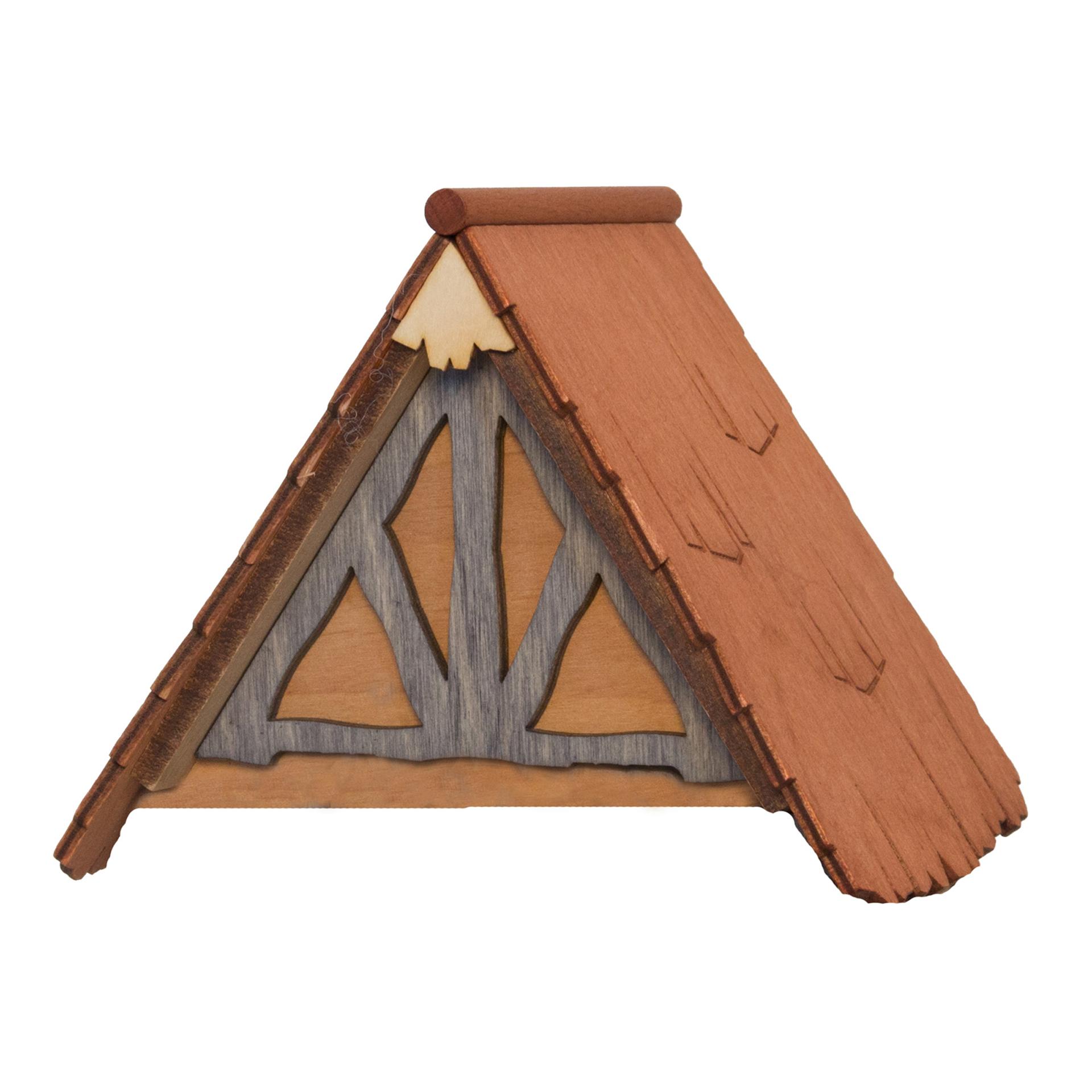 Wichtelhaus Dach