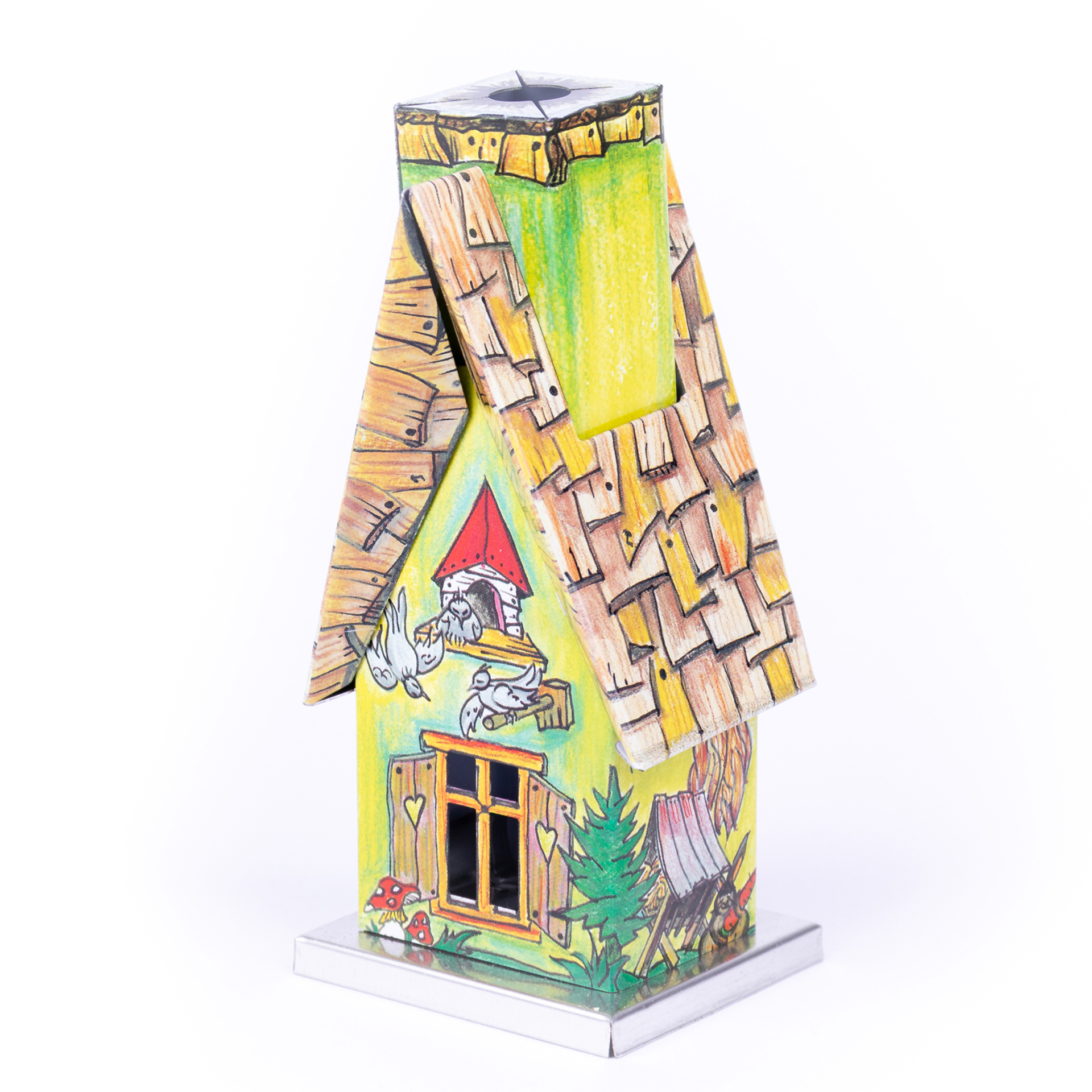 Rauchhaus Metall Waldhütte