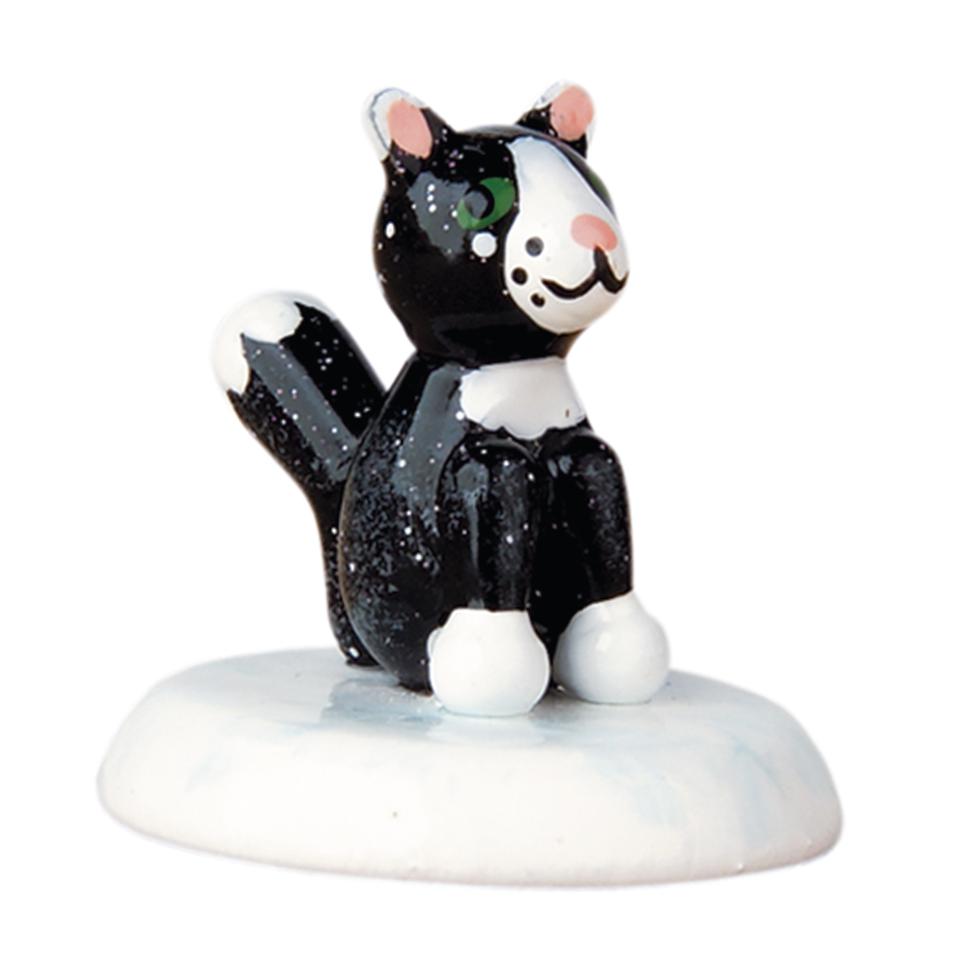 Winterkinder Katze