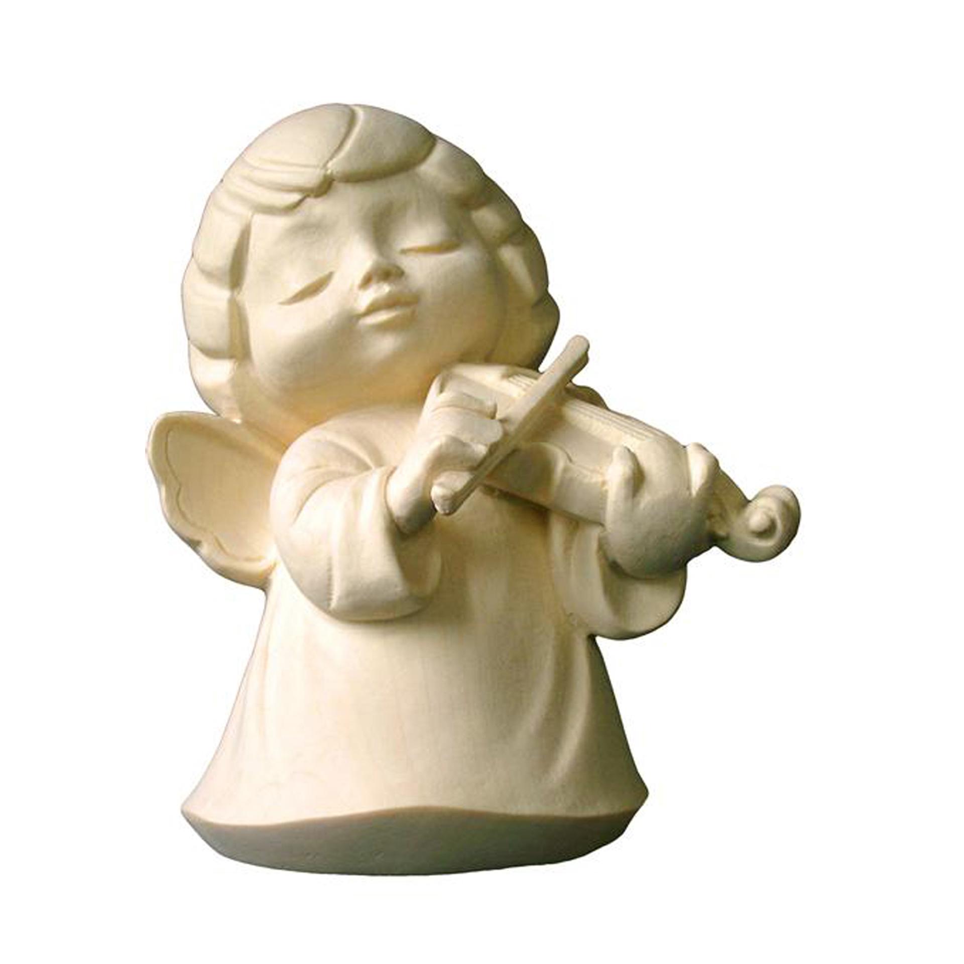 Engel mit Violine, natur