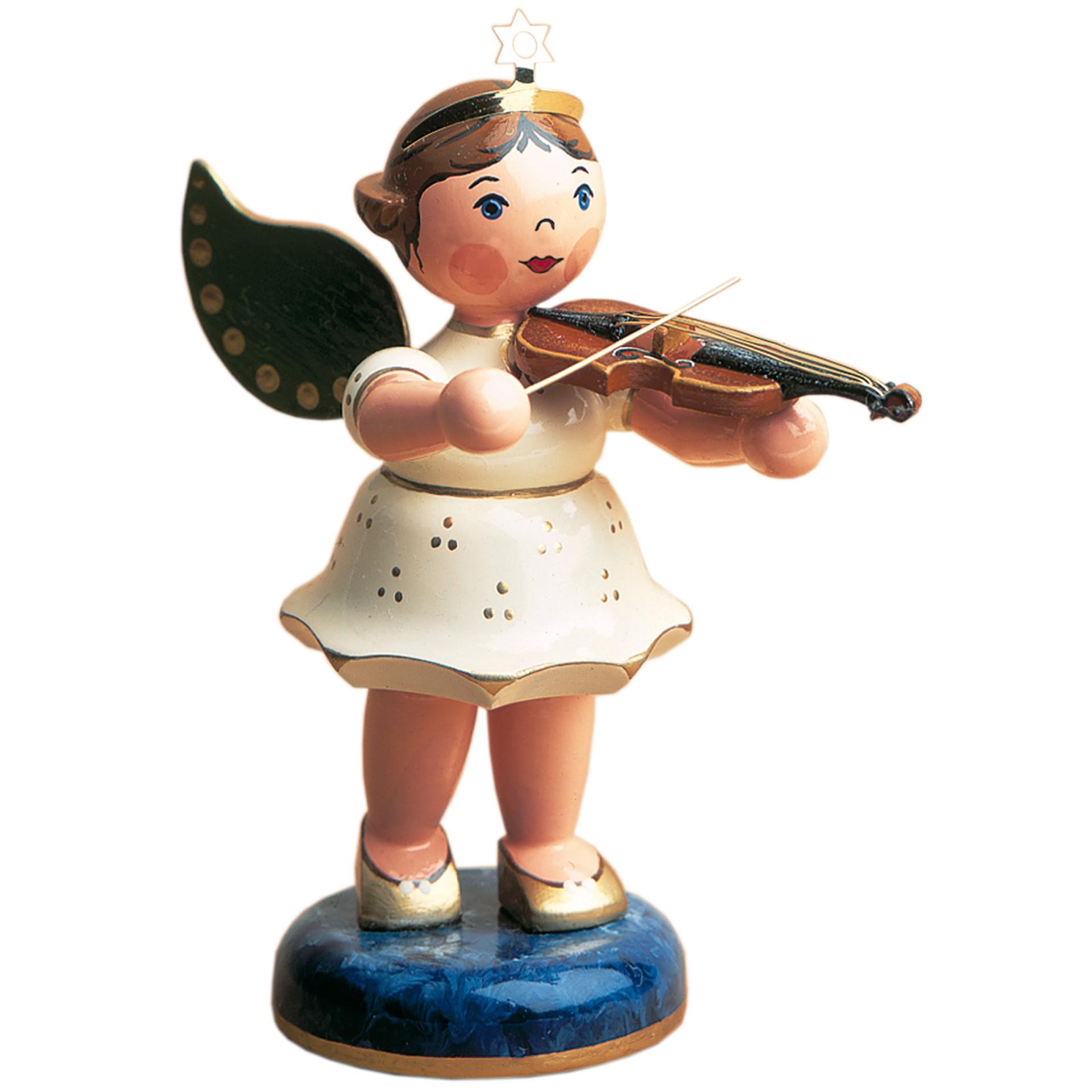 Engel mit Geige, groß
