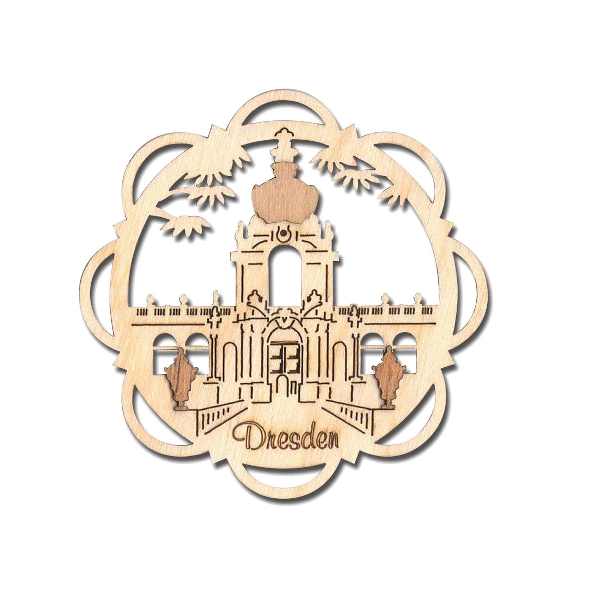 Baumschmuck Semperoper Dresden