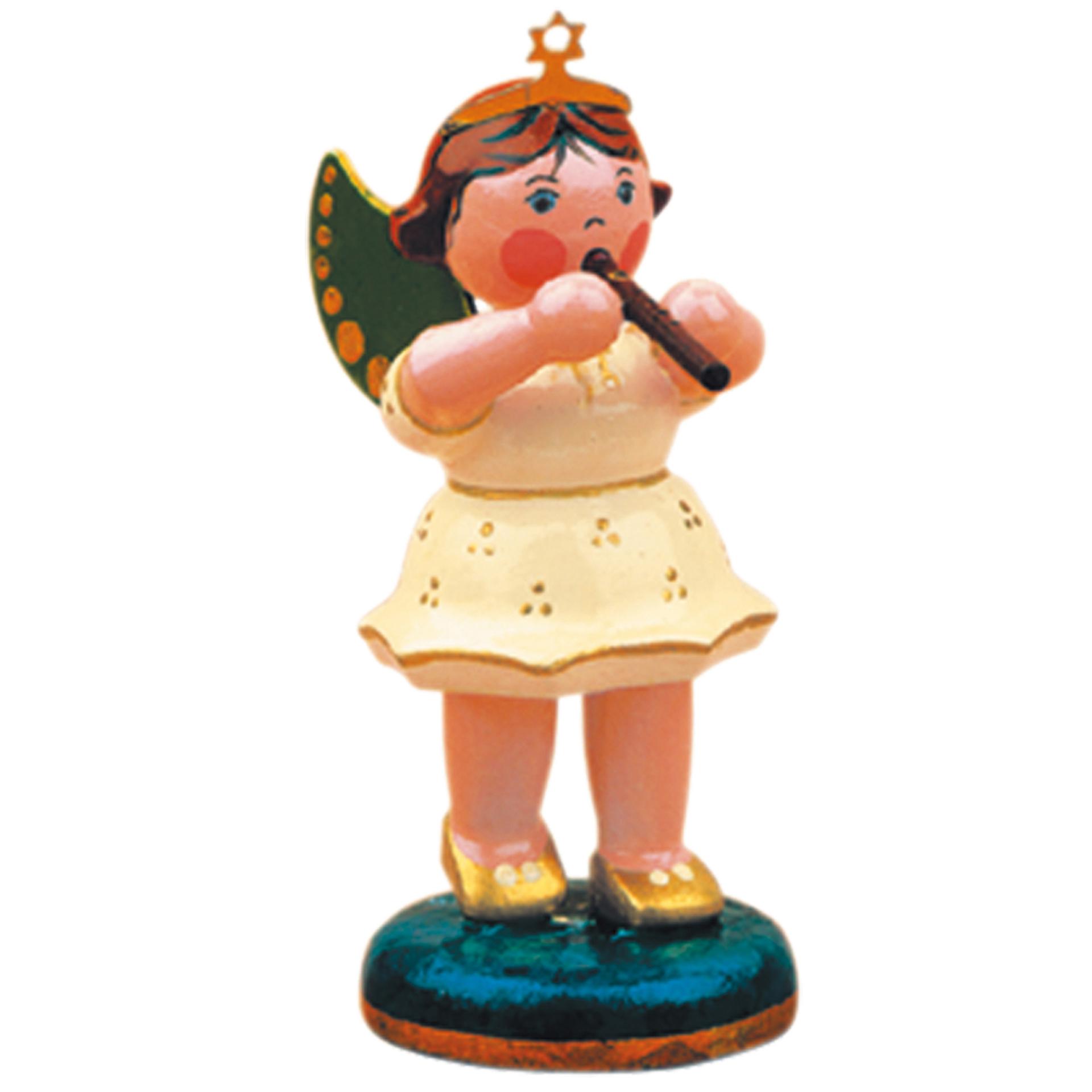 Engel mit Flöte