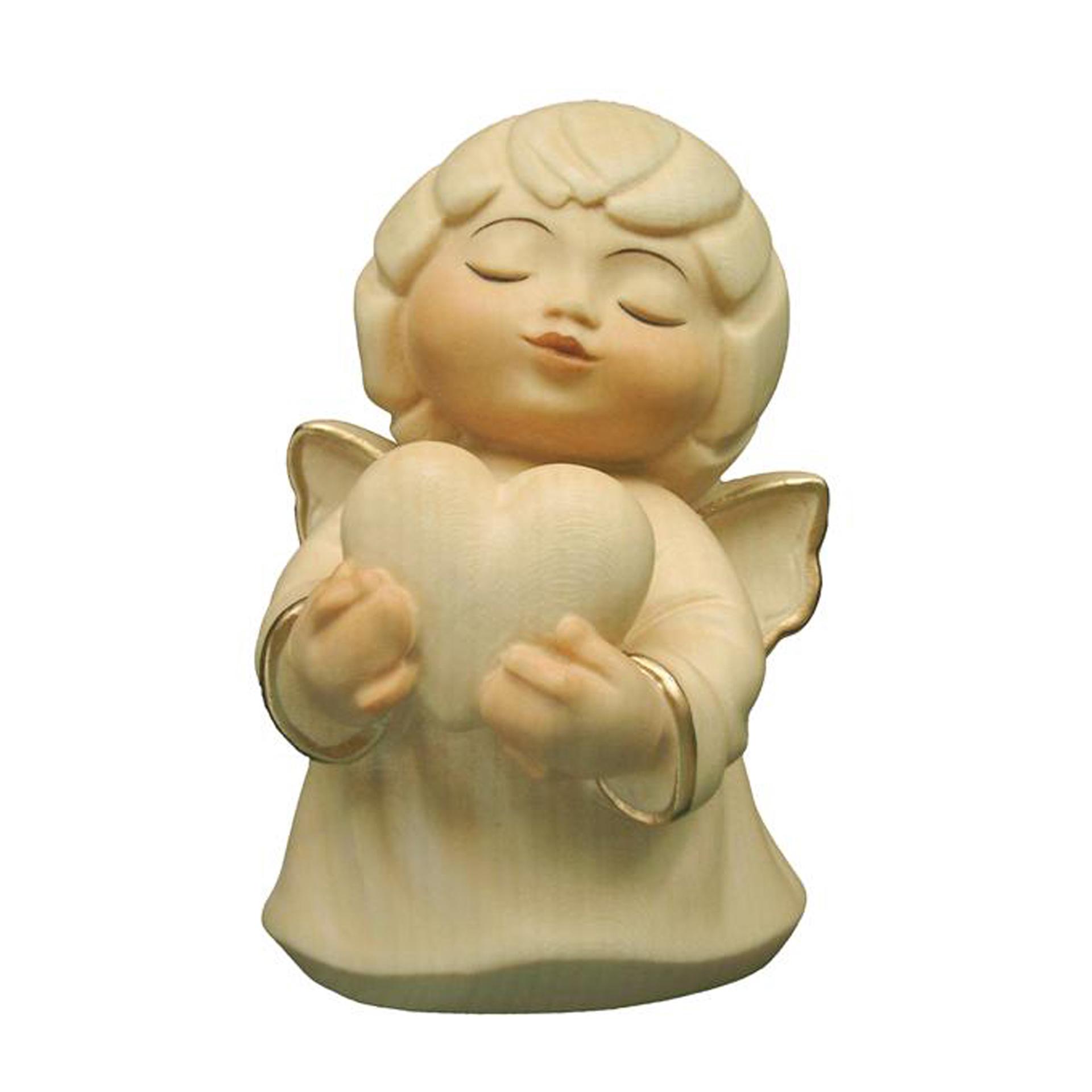 Engel mit Herz, alabaster