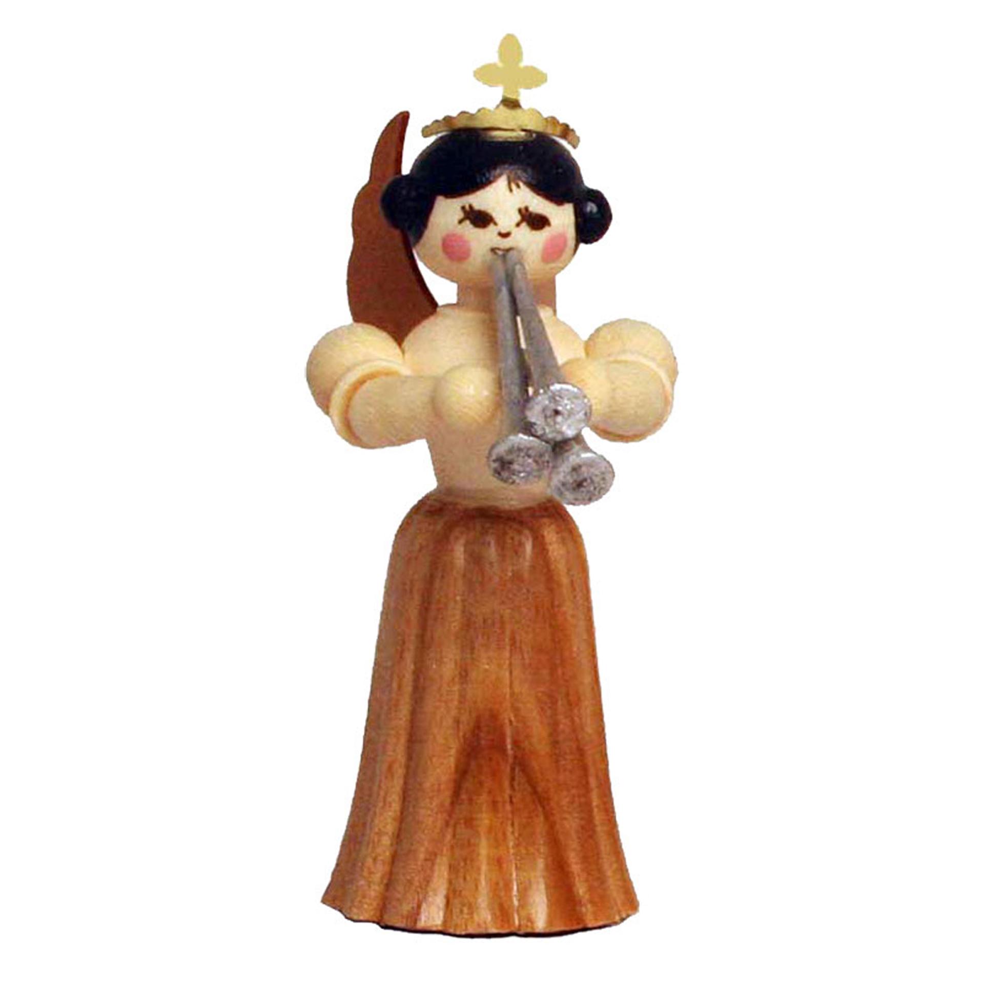 Engel mit Schalmei, 5,5cm