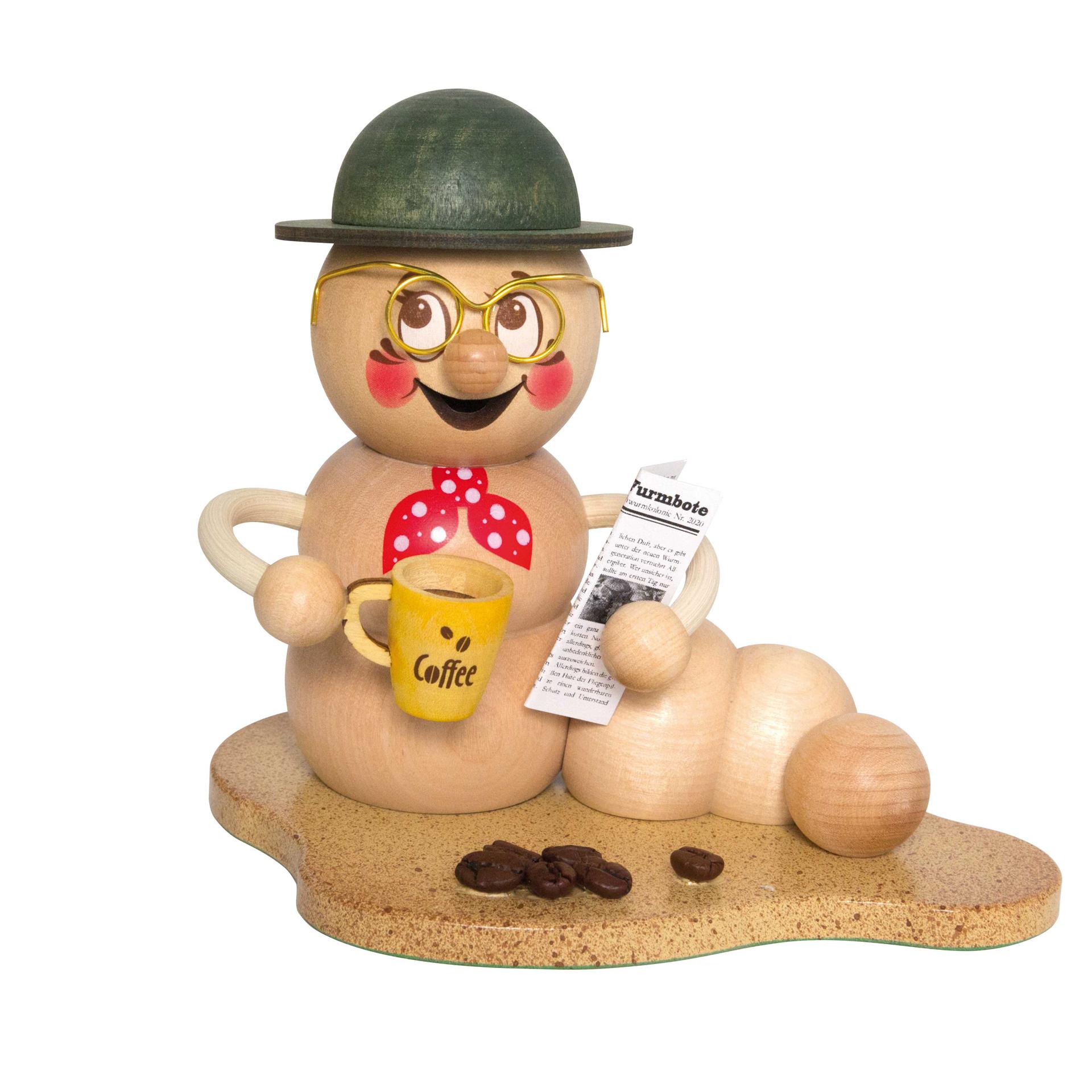 Kaffeepause Rudi