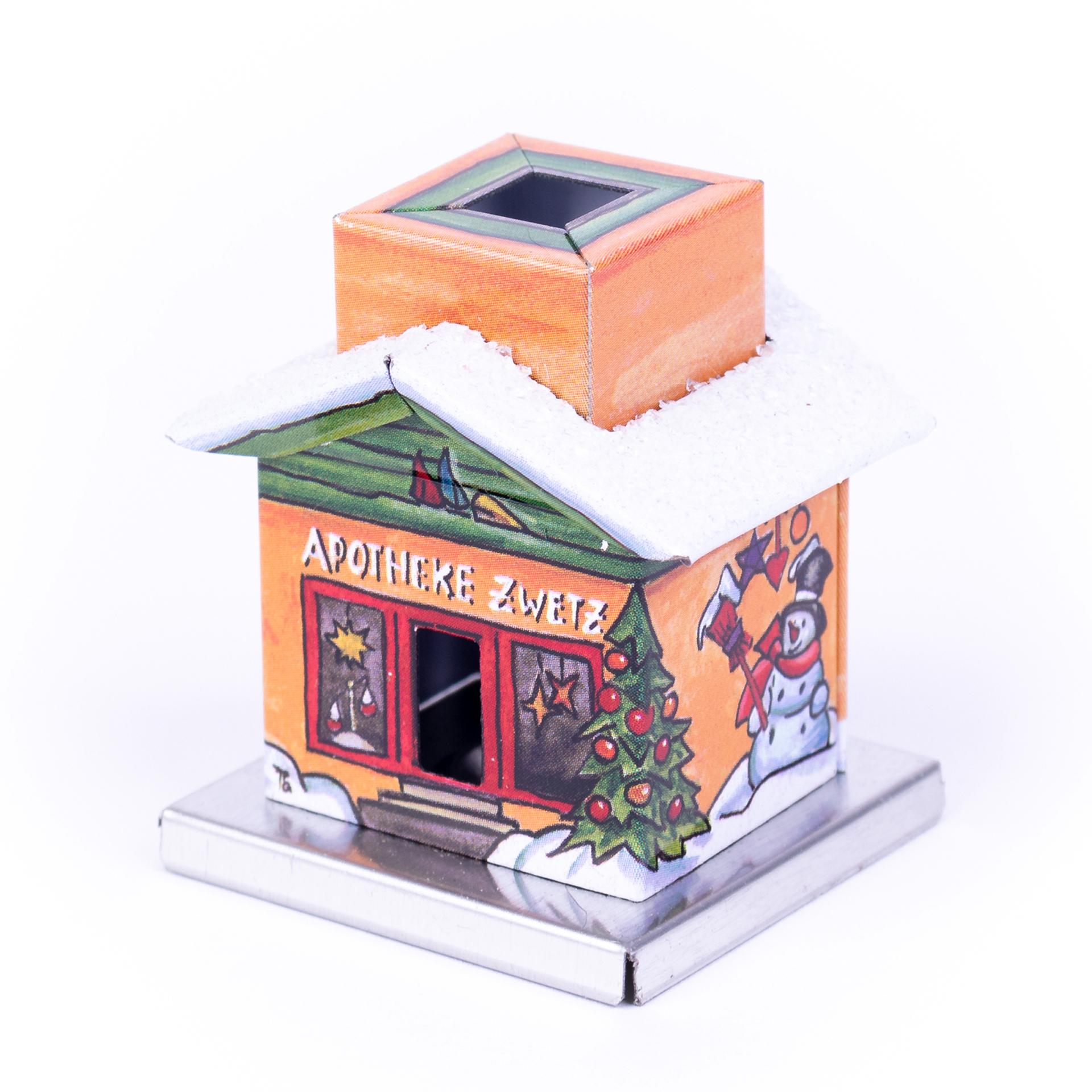Rauchhaus Metall Mini Apotheke