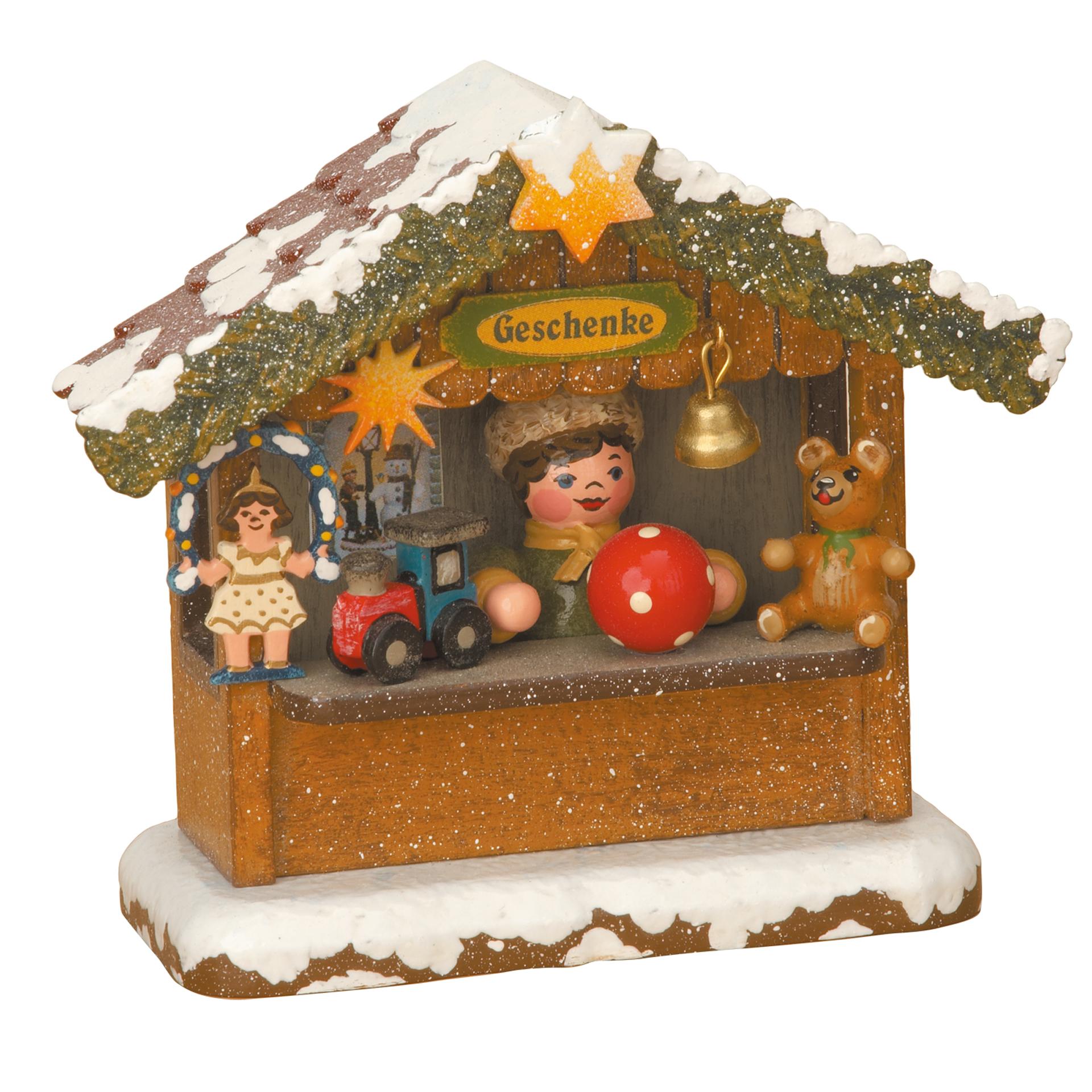 Winterkinder Geschenkehäusel