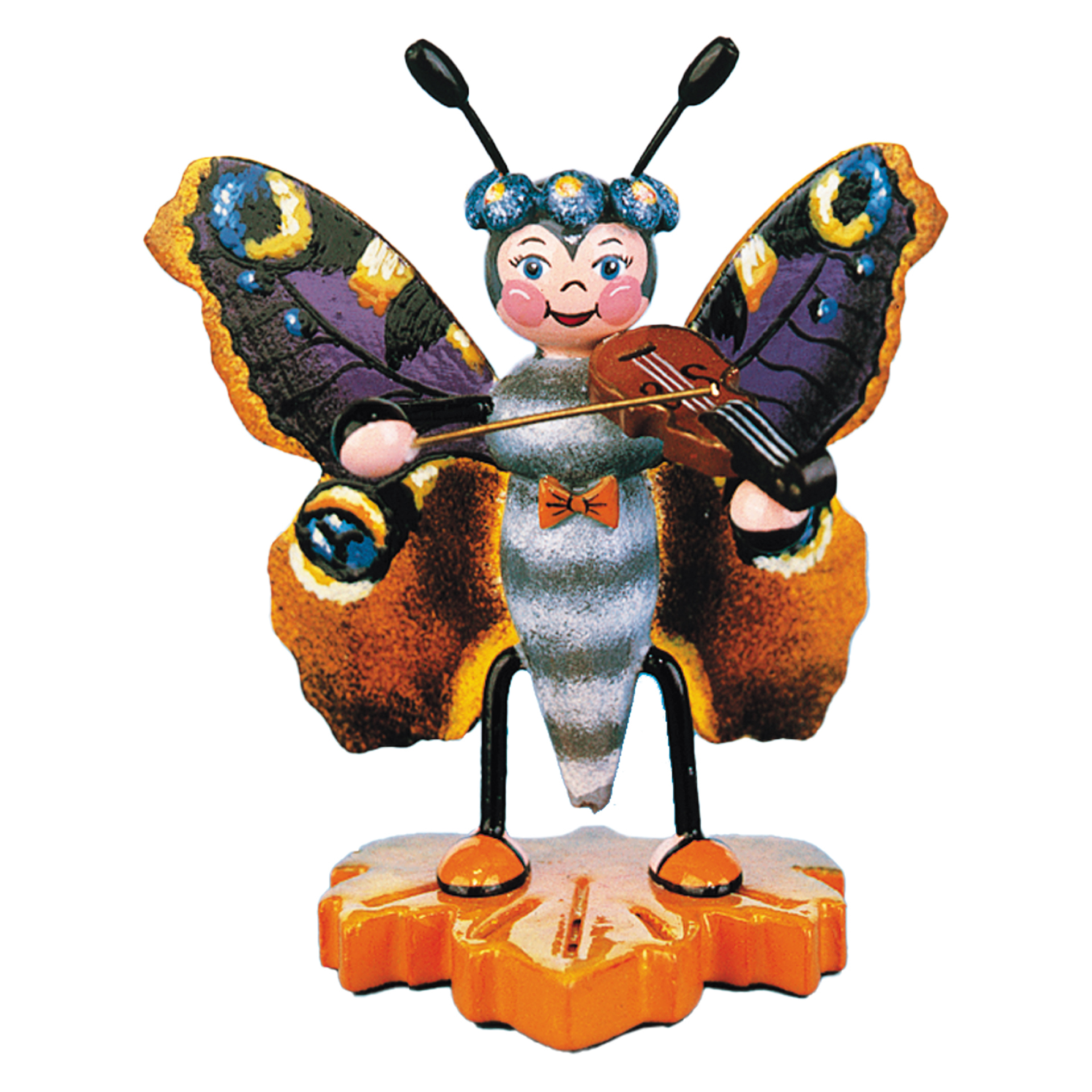 Schmetterling mit Geige