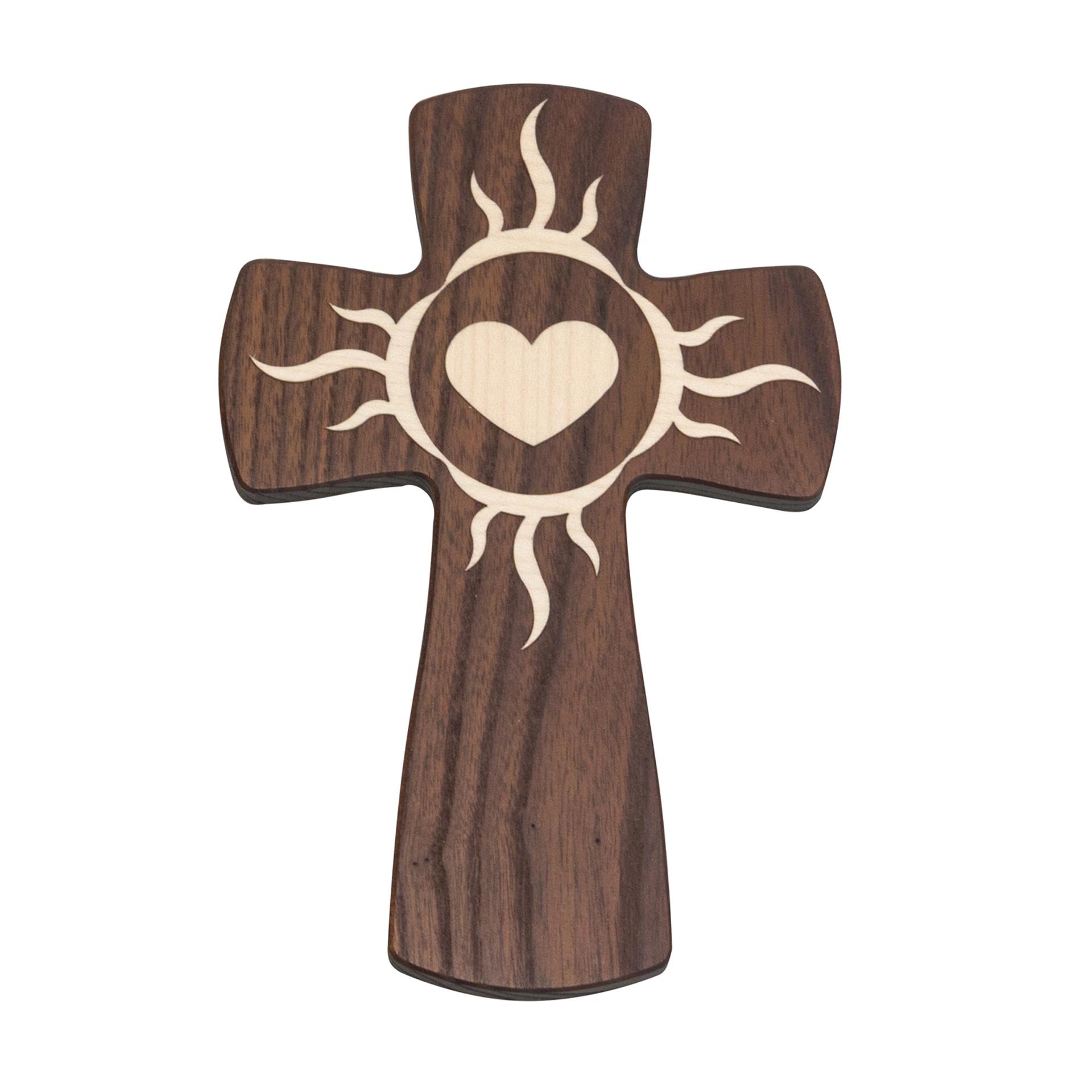 Kreuz mit Herz, Thermoesche
