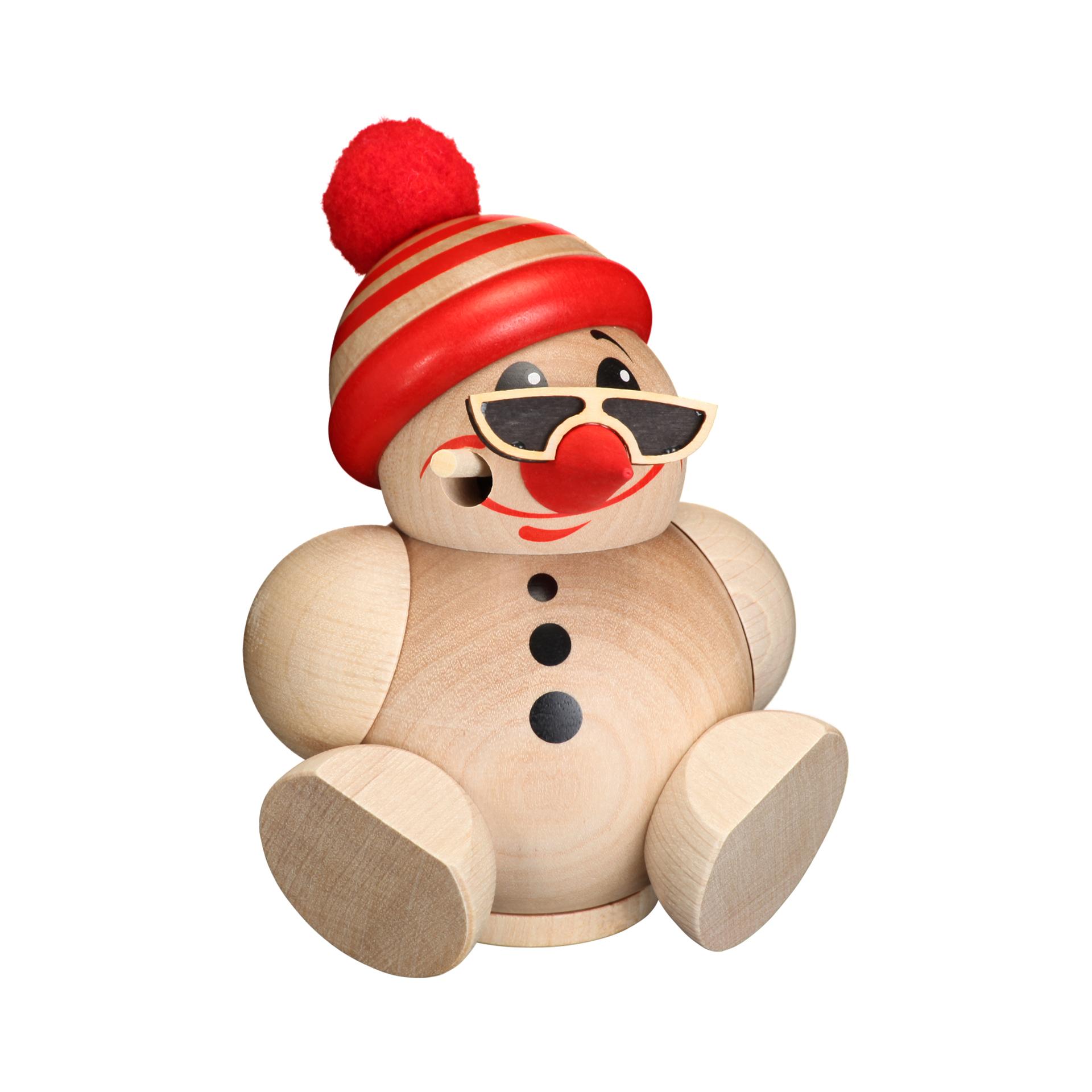 Rauchfigur Cool Man mit Mütze