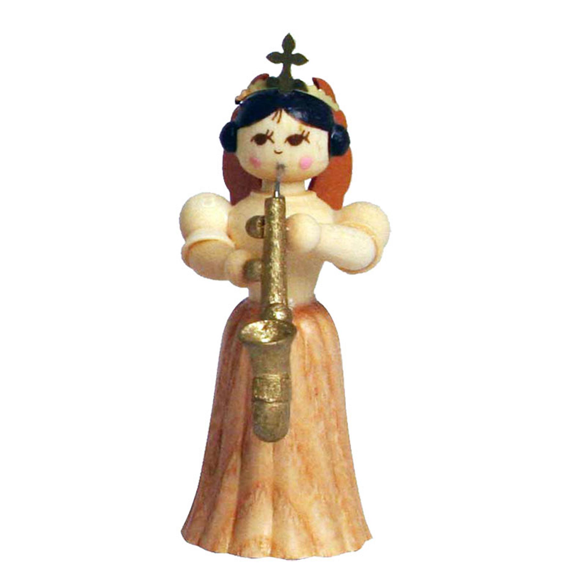 Engel mit Saxophon, 5,5cm