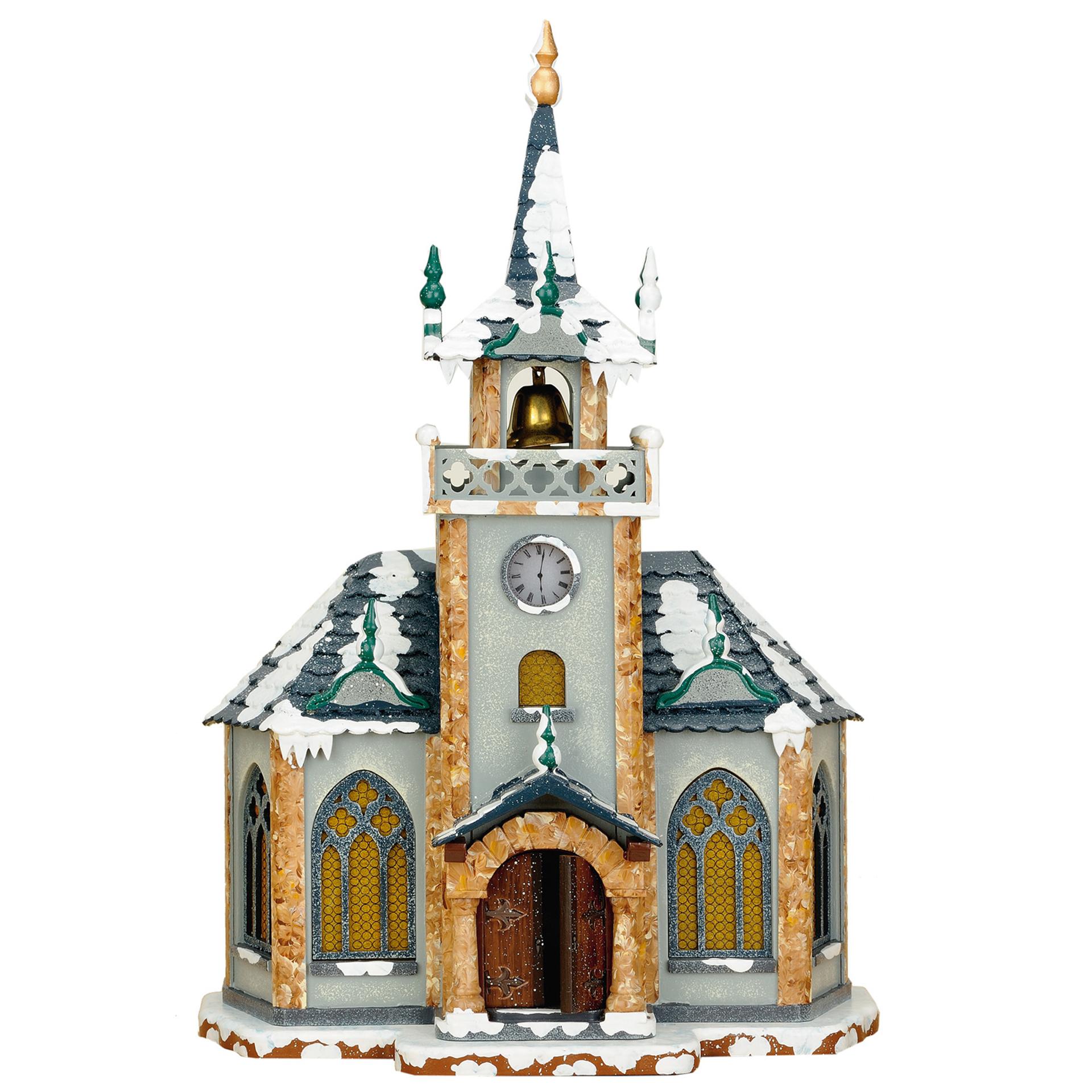 Winterhaus Kirche