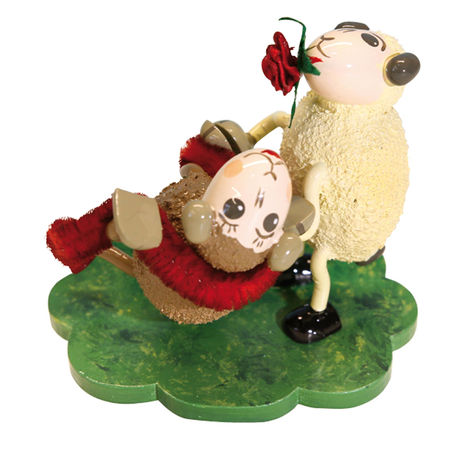 Schafe Jonny und Baby