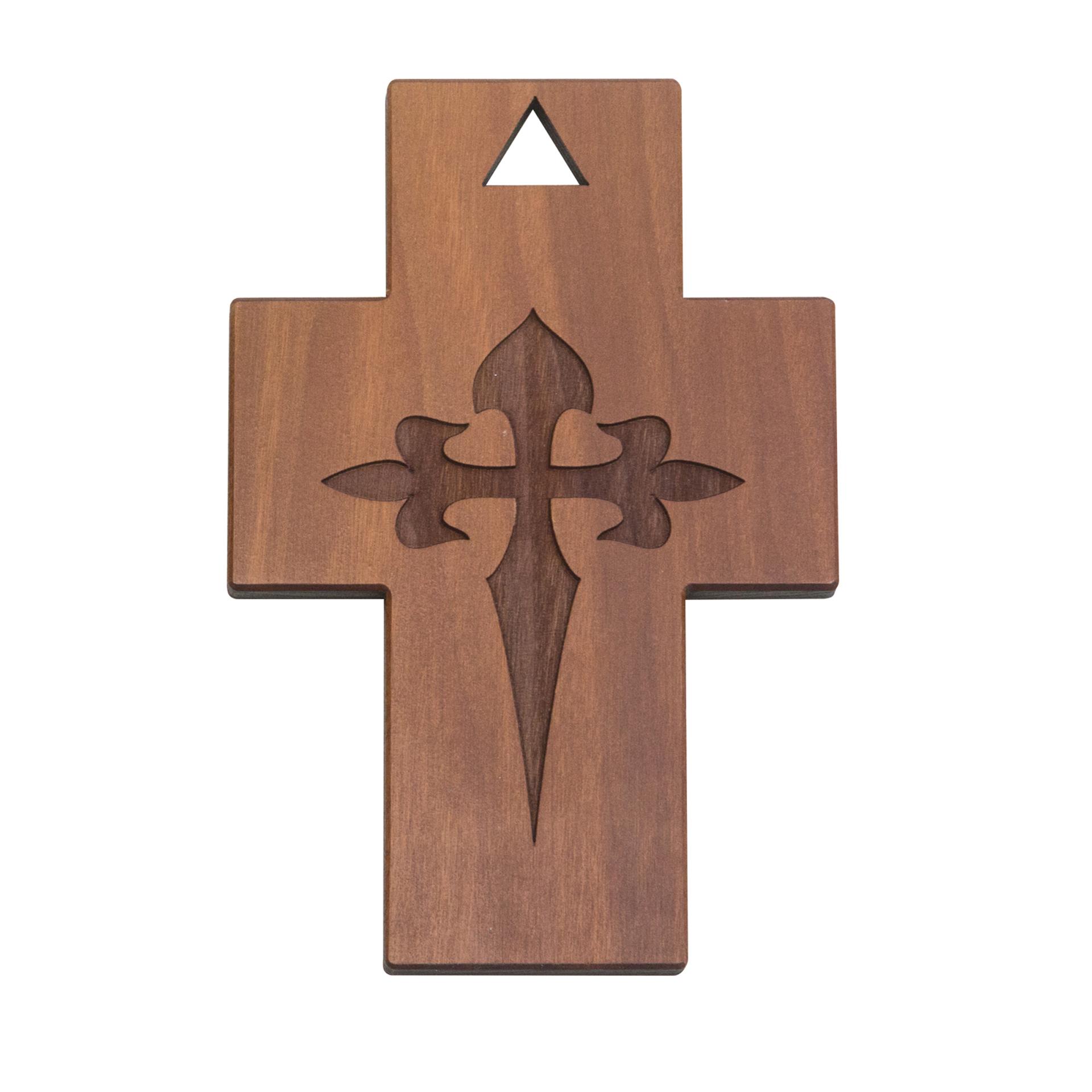 """Kreuz """"Jakobs-Kreuz"""", Thermobirke"""