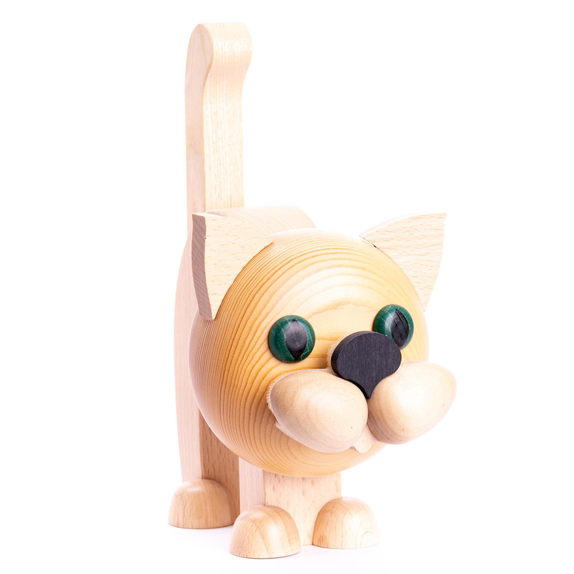 Brillenständer Katze