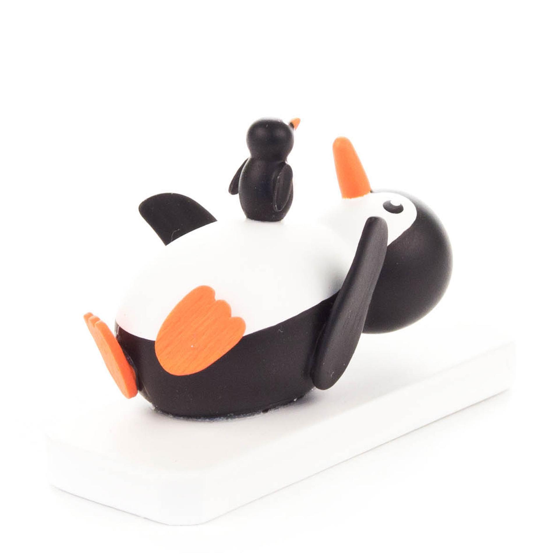 Pinguin Vaterglück