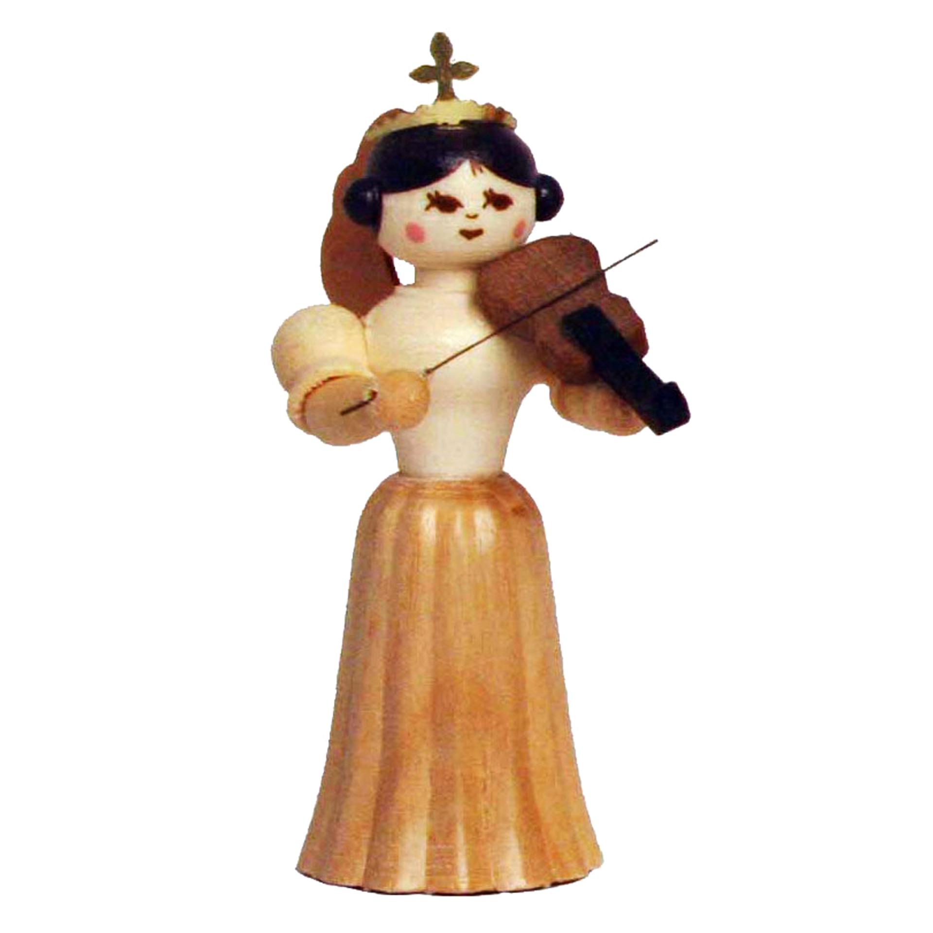 Engel mit Geige, 5,5cm