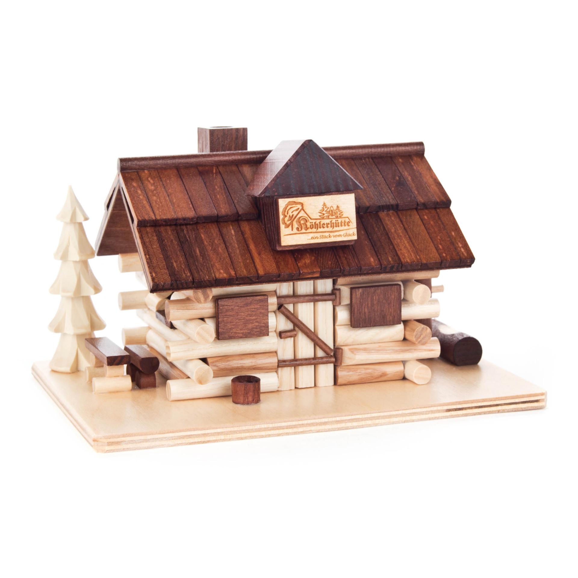 Rauchhaus Köhlerhütte