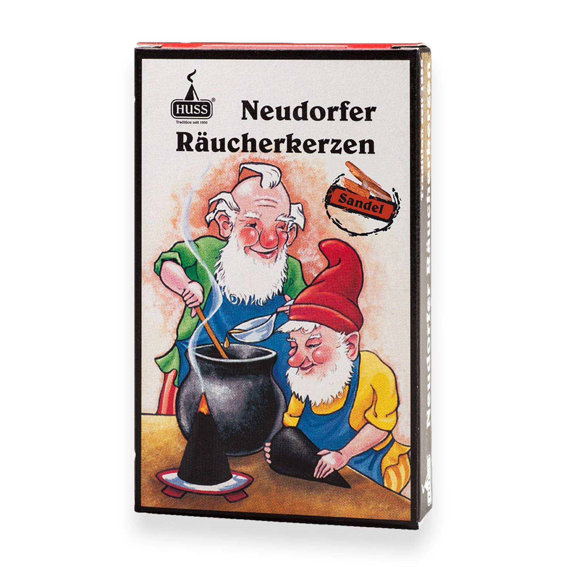 Neudorfer Räucherkerzen Sandel
