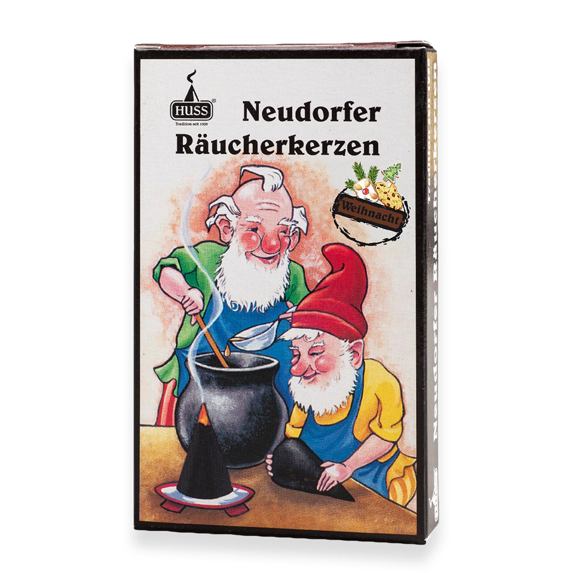 Neudorfer Räucherkerzen Weihnachtsduft