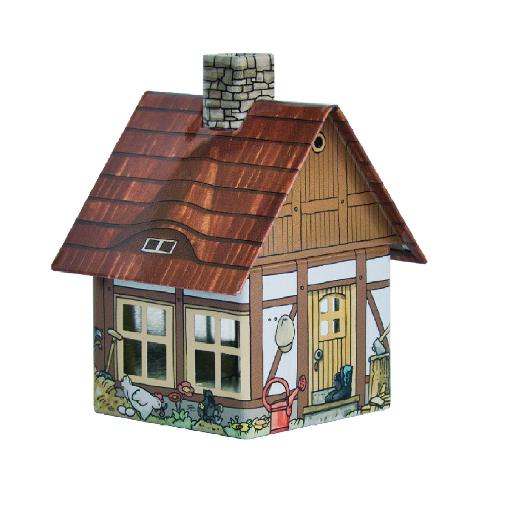 Rauchhaus Metall Bauernhaus