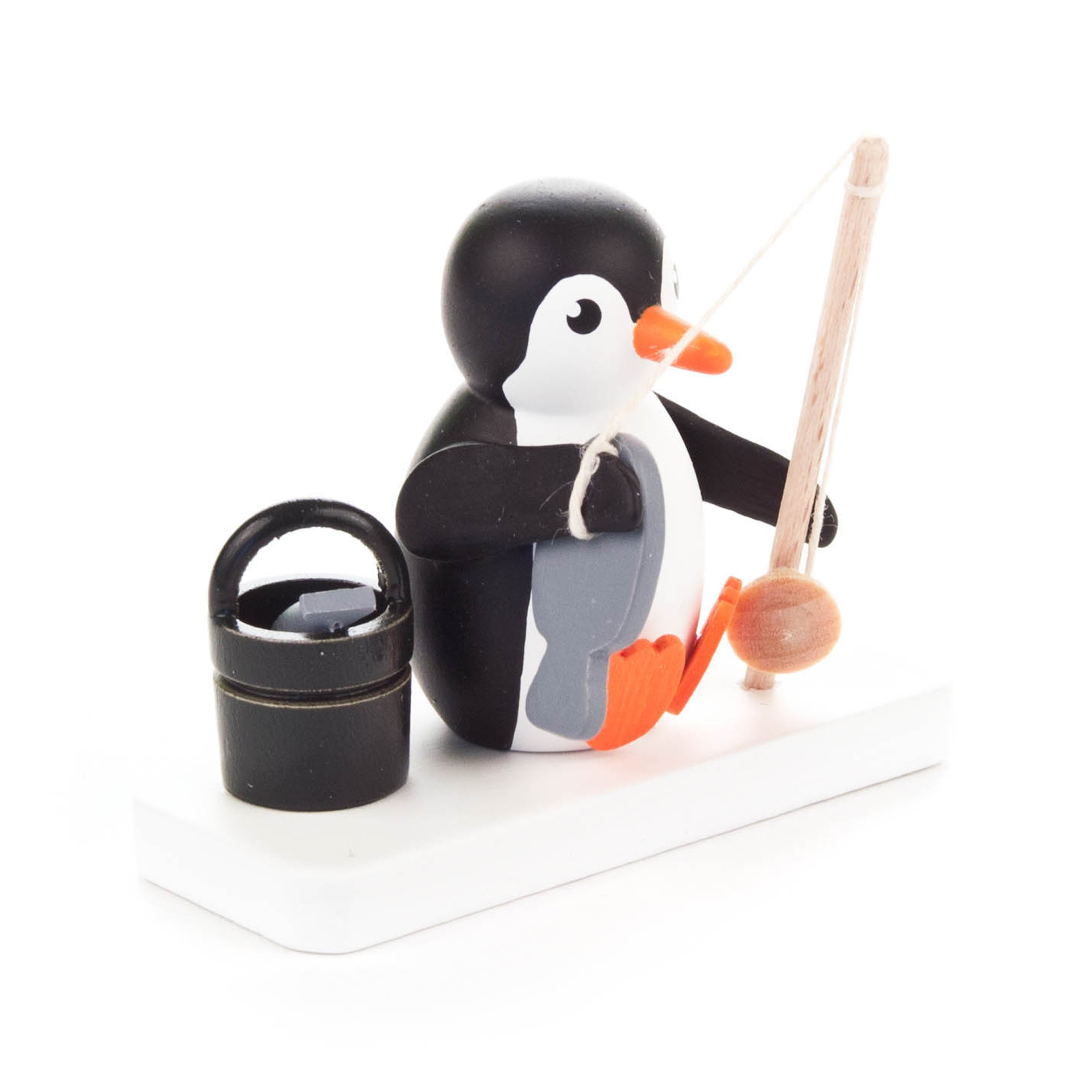 Pinguin Angler