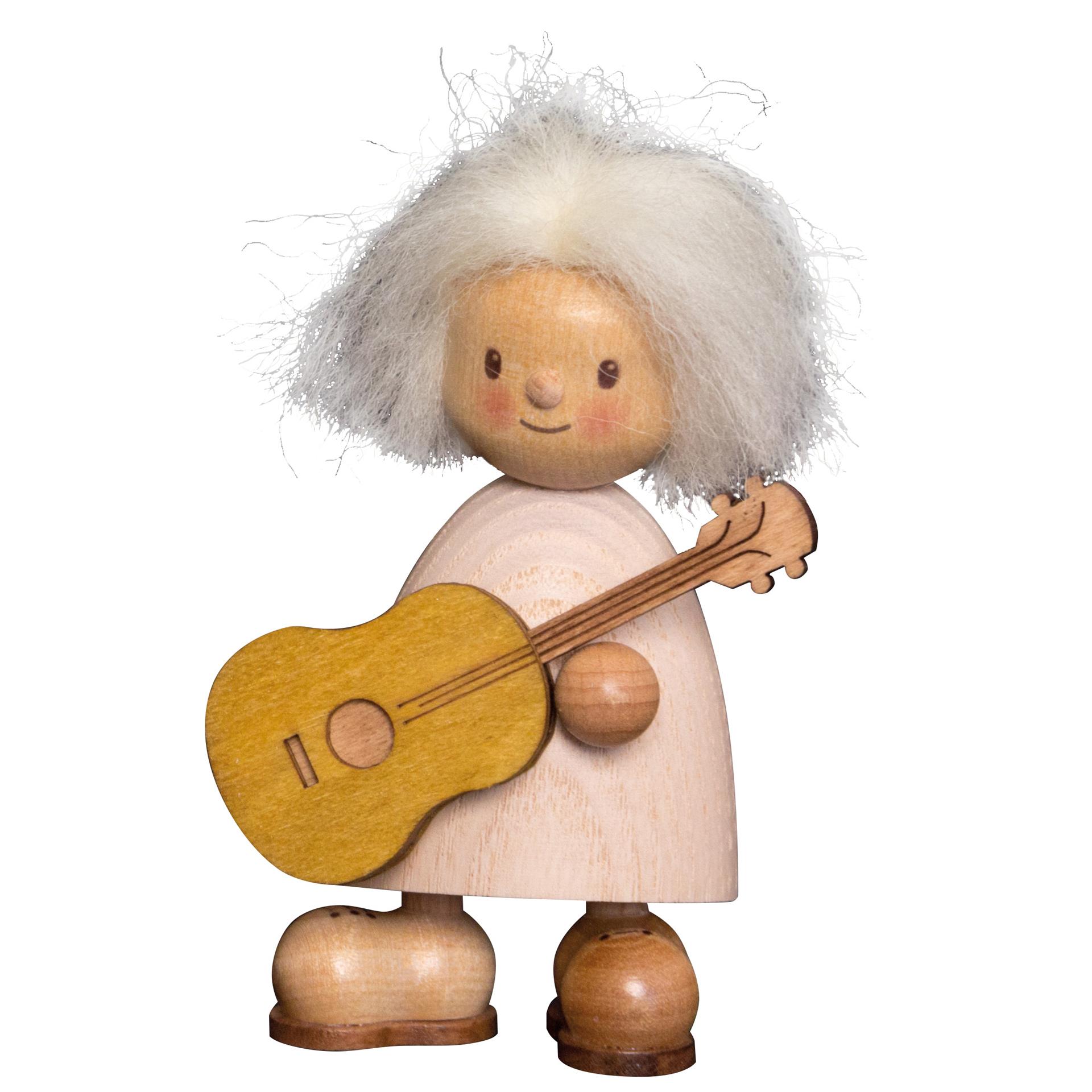 Finn mit Gitarre