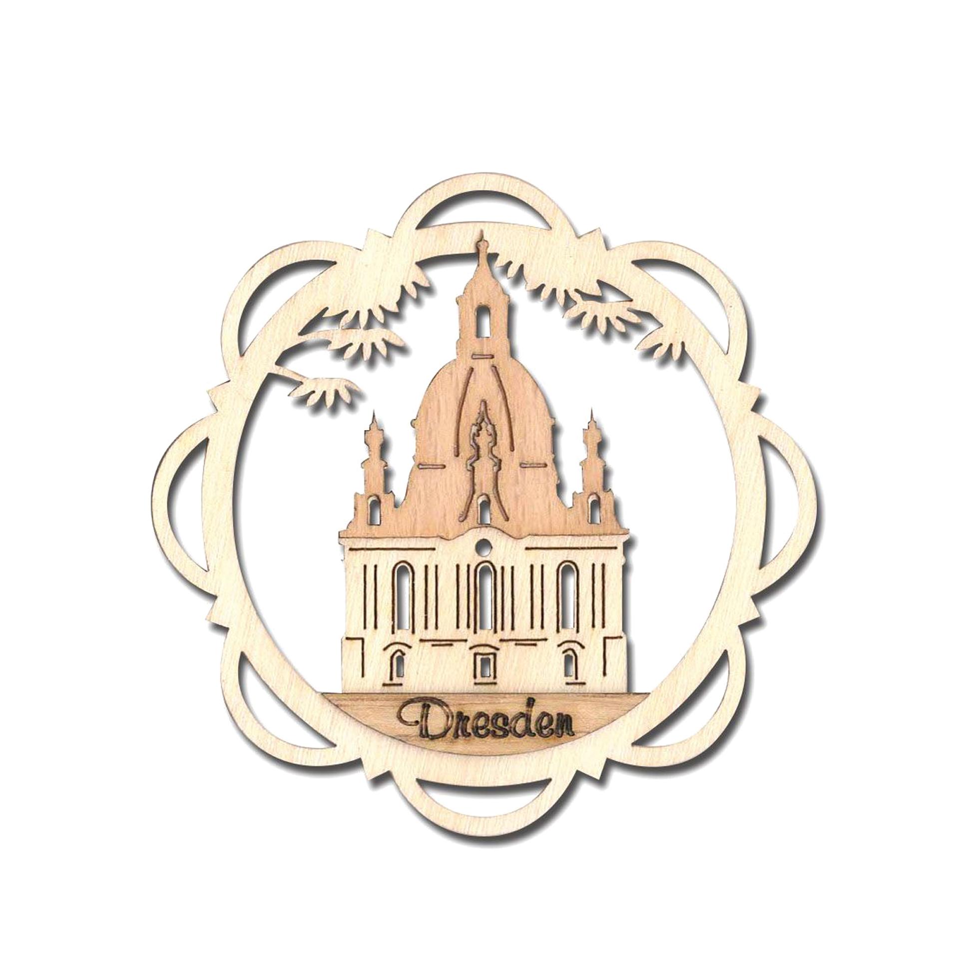 Baumschmuck Frauenkirche Dresden