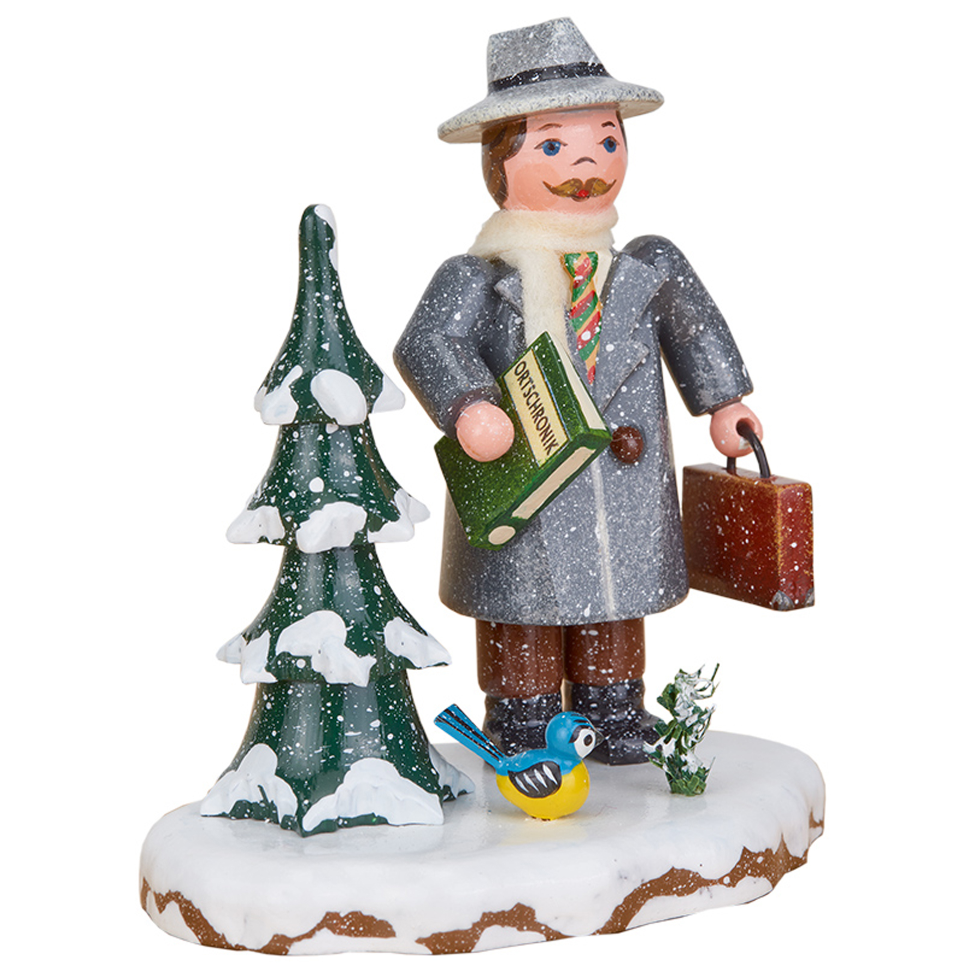 Winterkind Bürgermeister