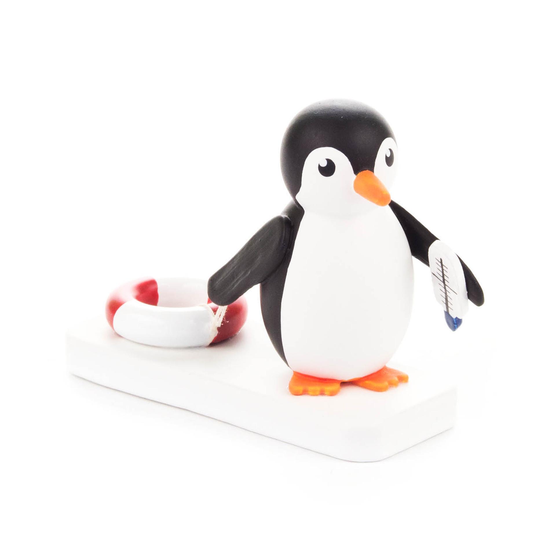 Pinguin Bademeister