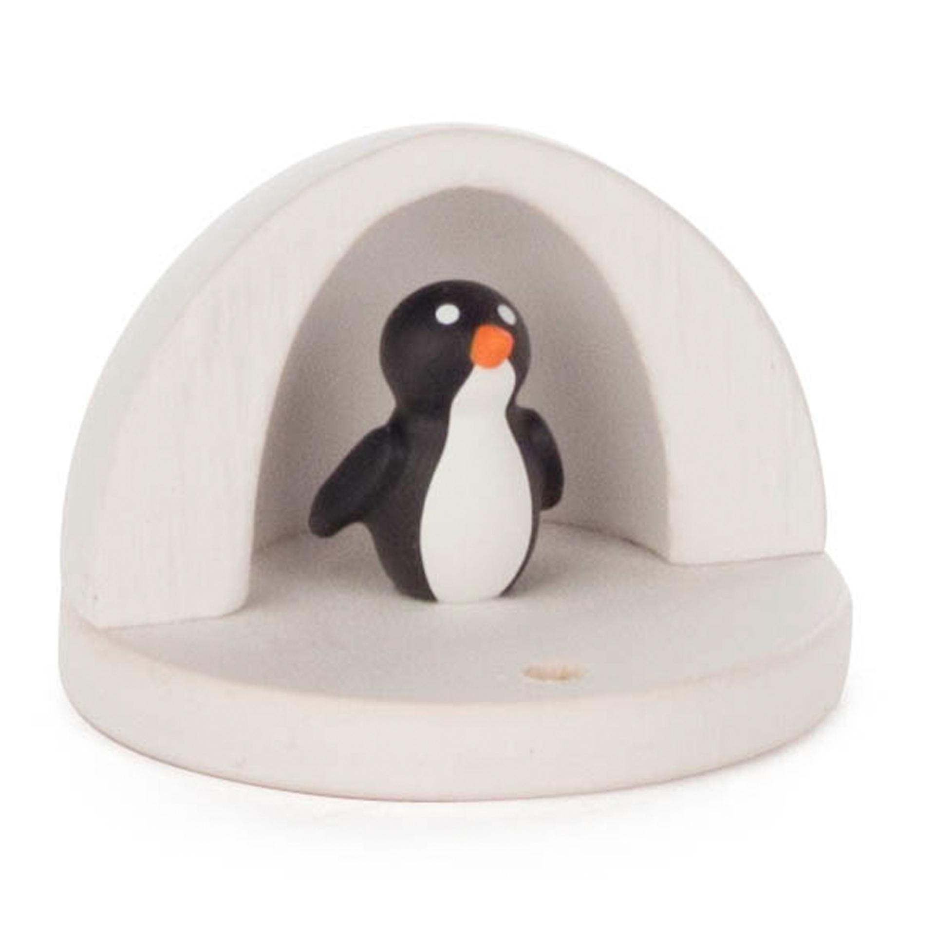 Pinguin Stubenhocker