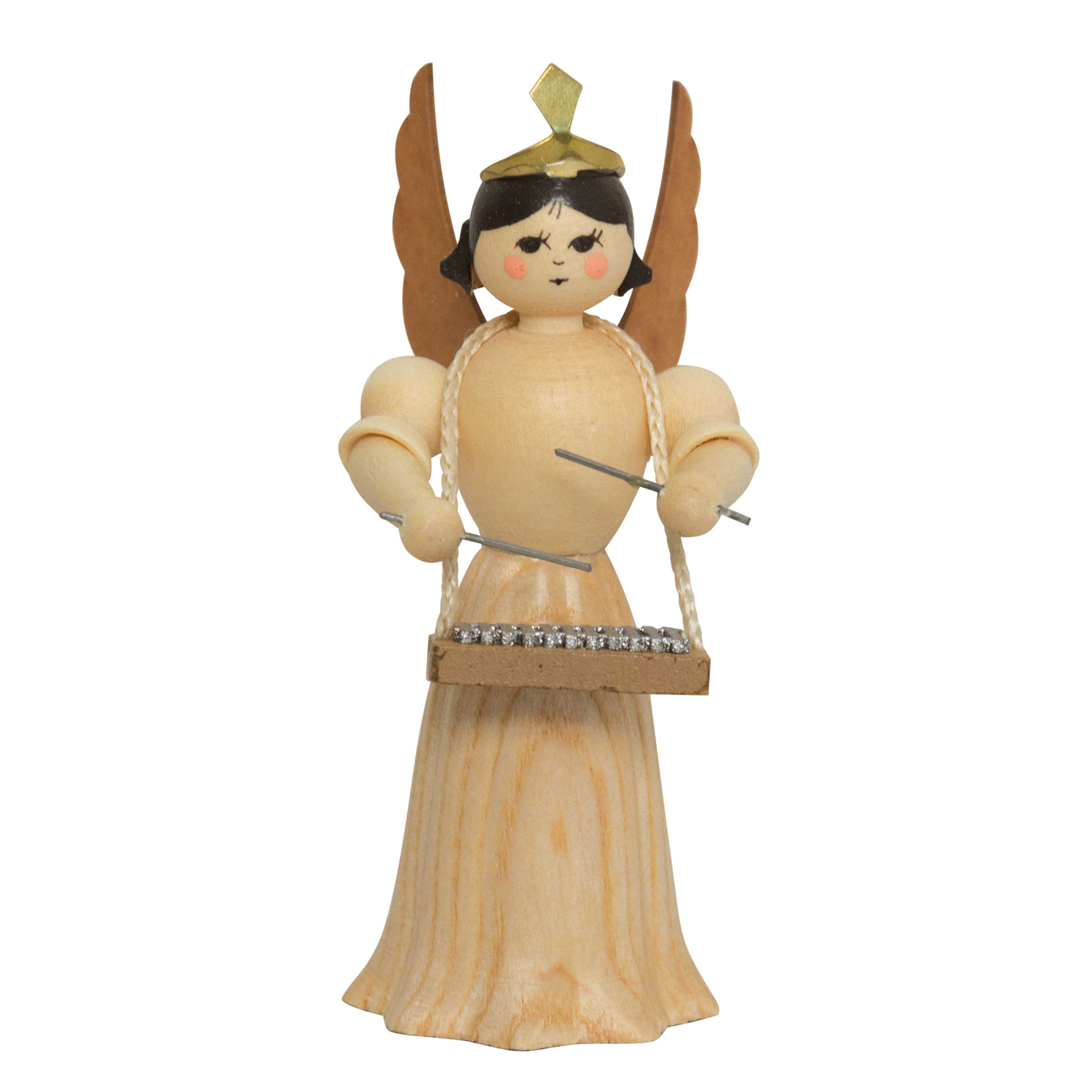 Engel mit Xylophon, 7cm